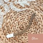 Mini Totem || Attache-suce Olive