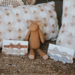 Mini Totem || Noeuds papillon en coton-lin Milo