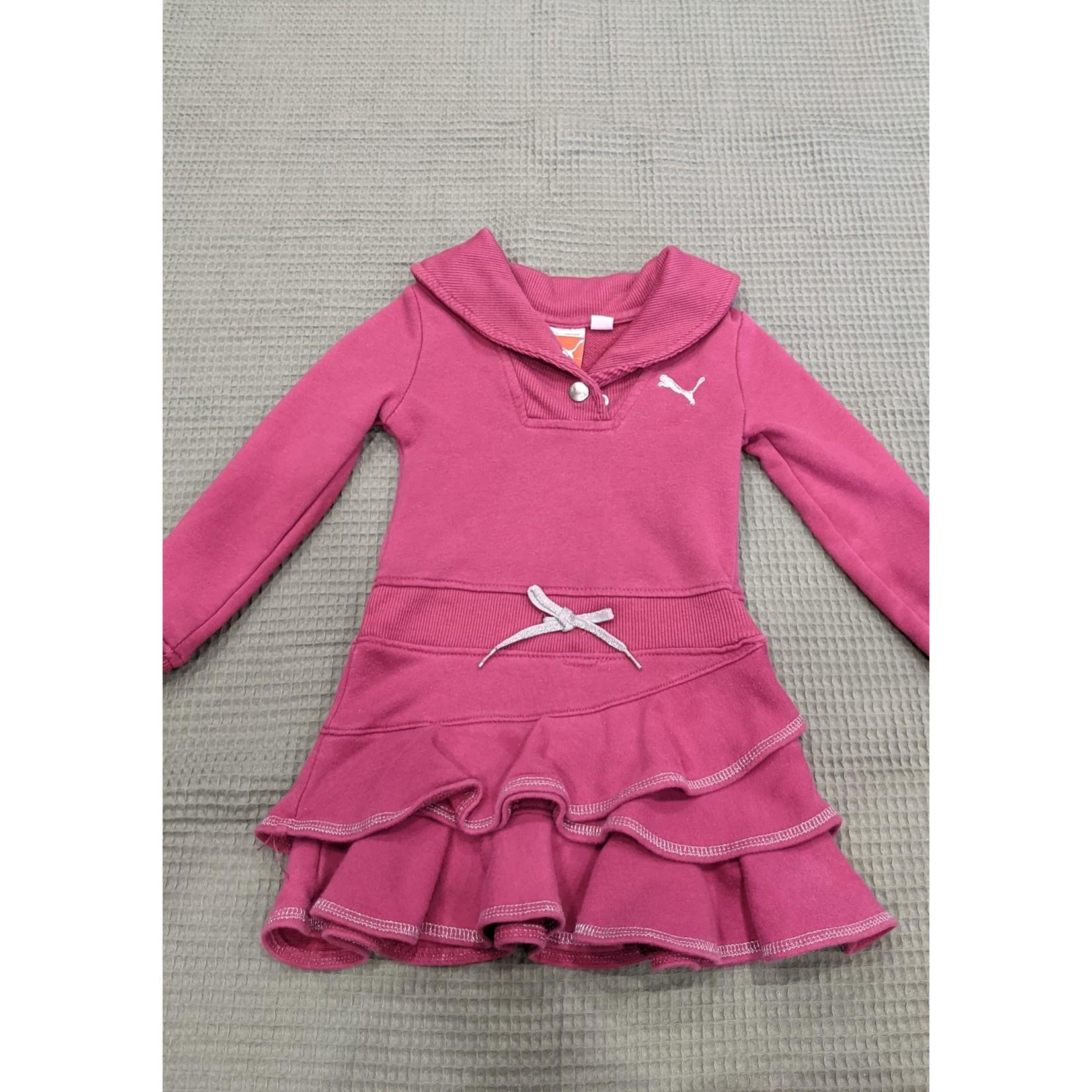 # 60 Robe rose Puma