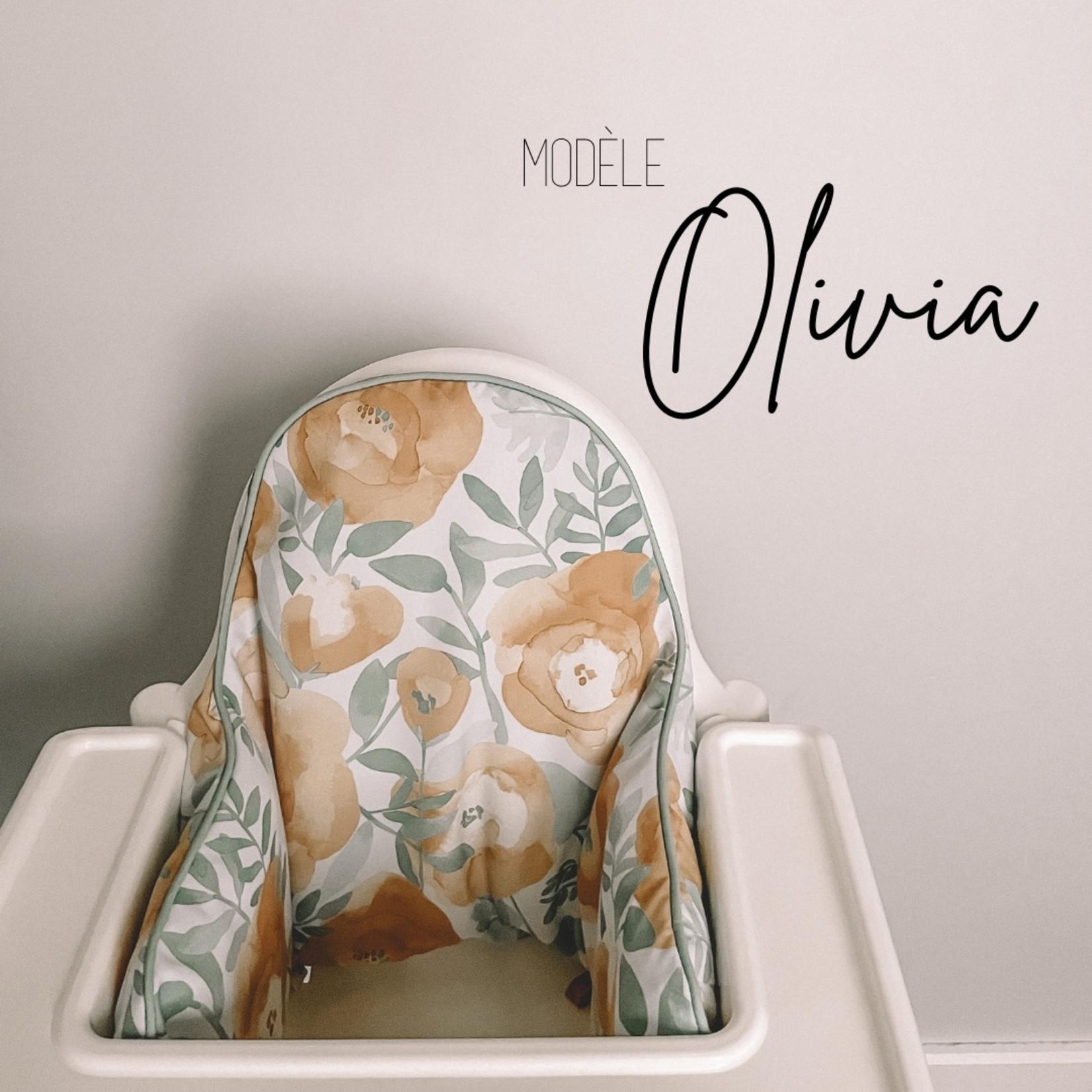 Leah produit pour bebe    Housse Olivia