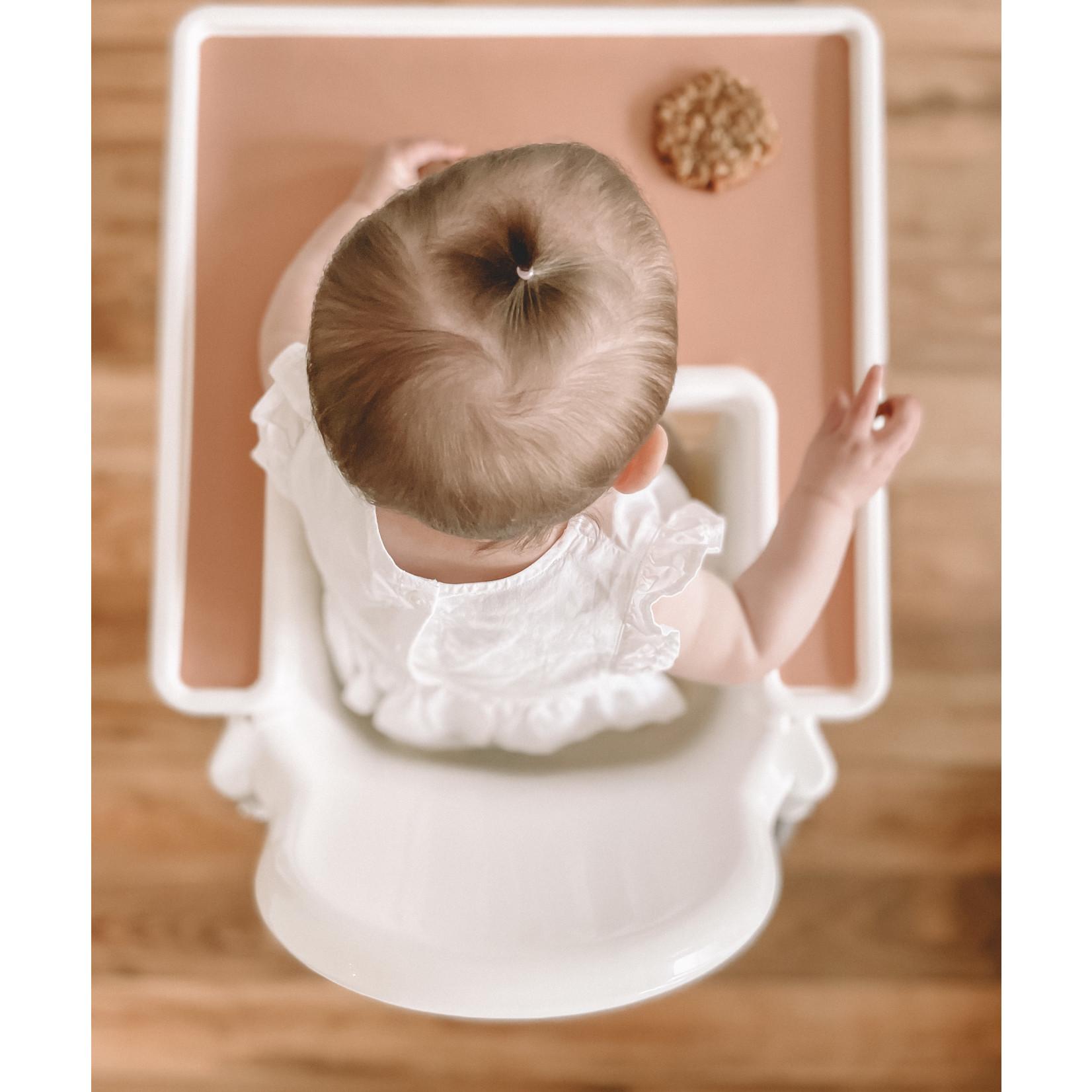Leah produit pour bebe    Napperon Biscuit au beurre