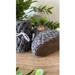 Création May    Pantoufles en tricots Granite 12-18m