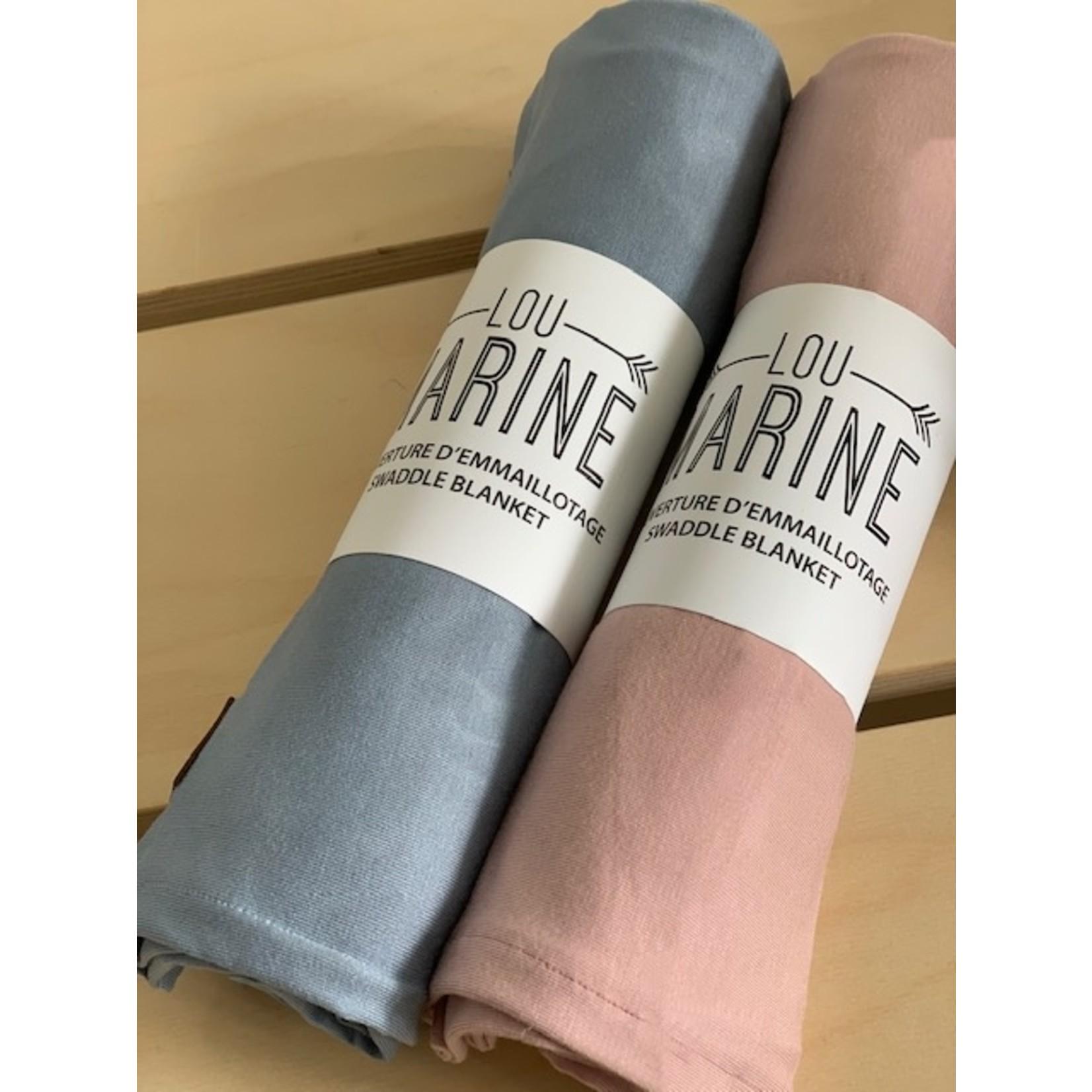 Lou Marine || Couverture Blush