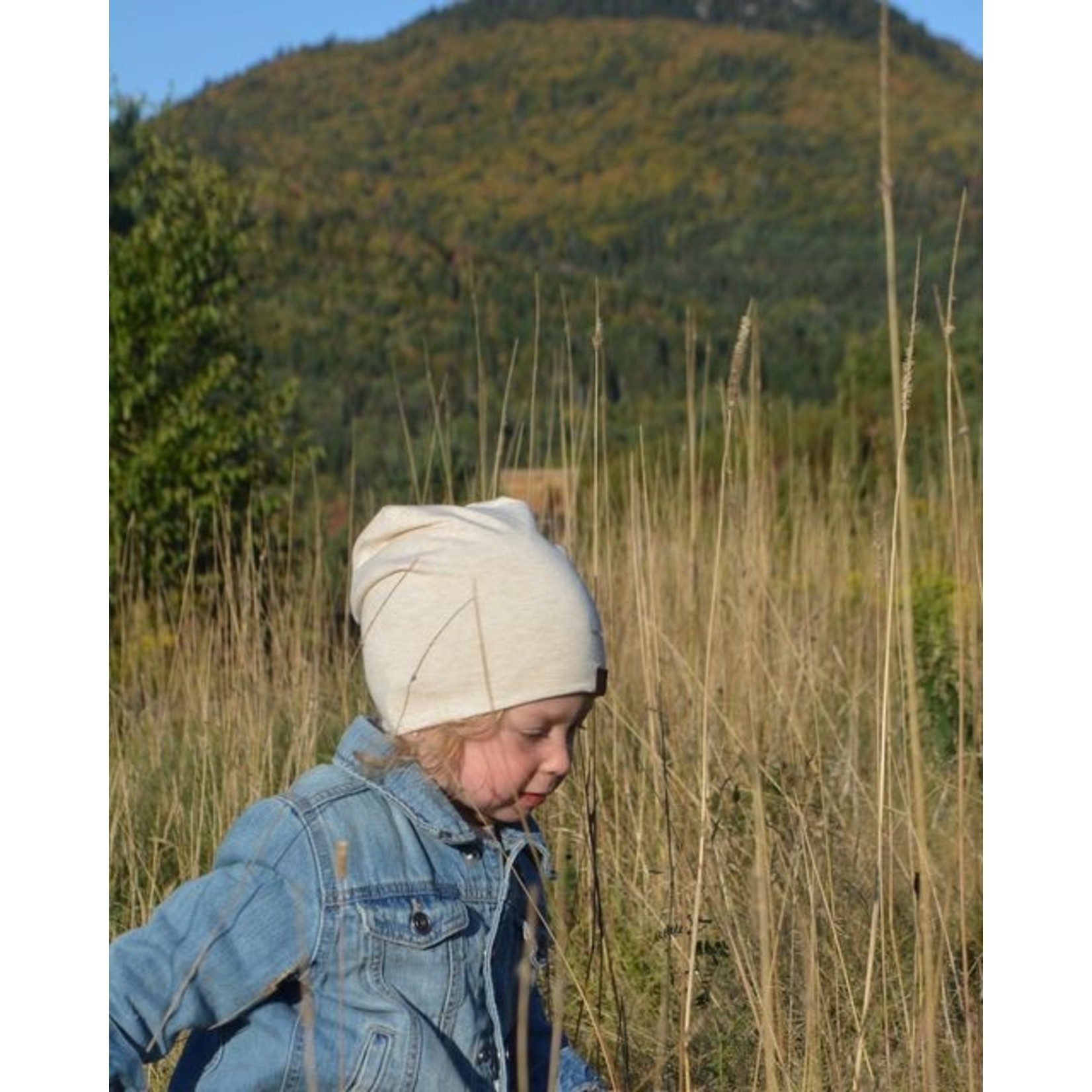 Lou Marine || Tuque Bambou Beige