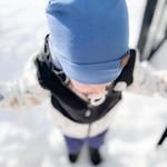 Lou Marine || Tuque  0-3 M Bleu Craie