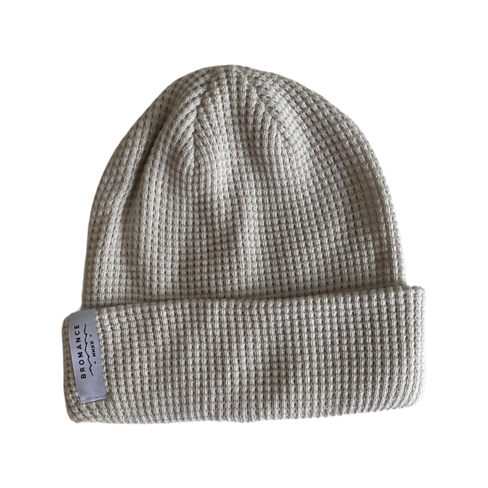 Bromance || Tuque Waffle Pearl 5-9 ans