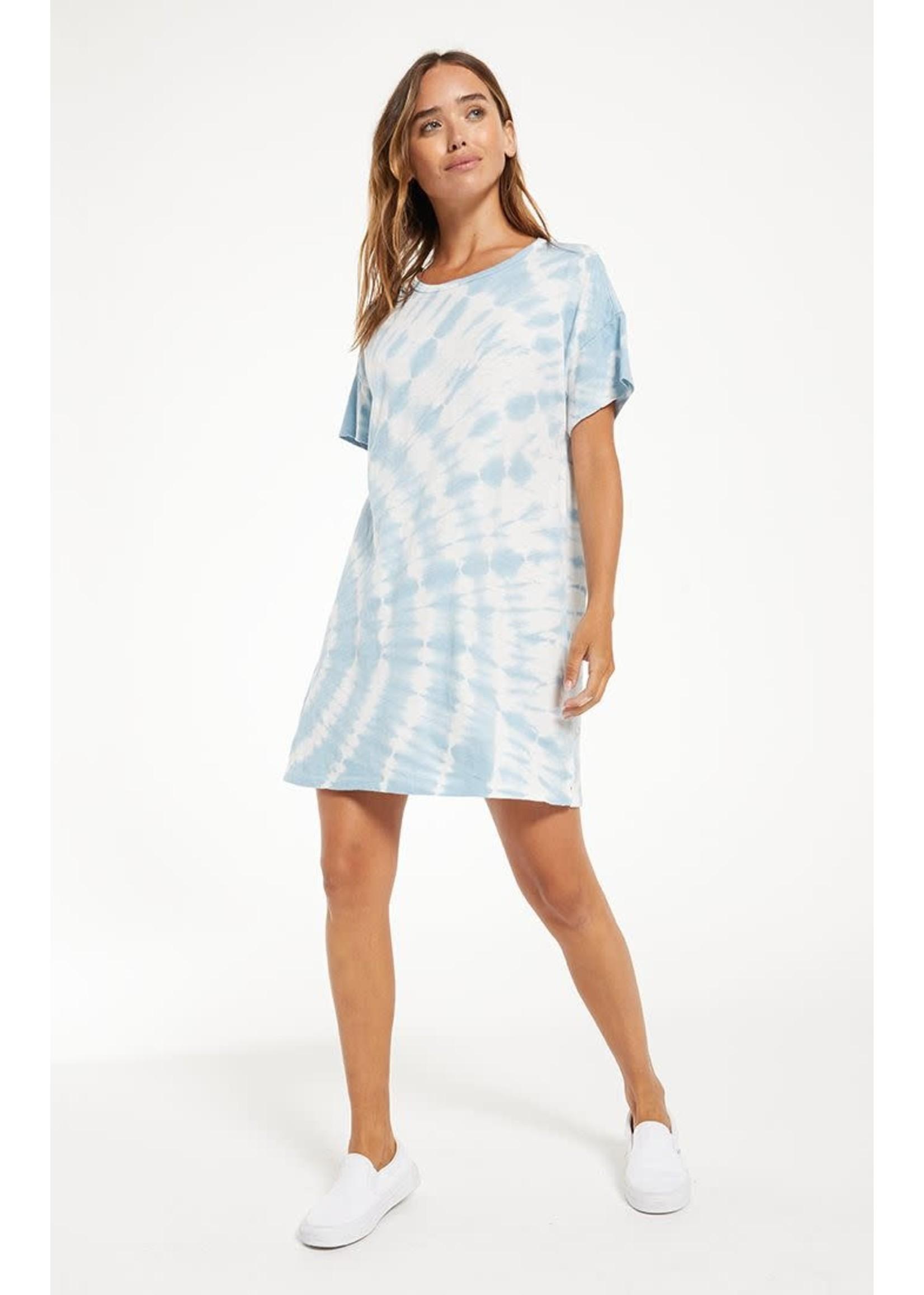 Z Supply Launa Tie Dye Dress