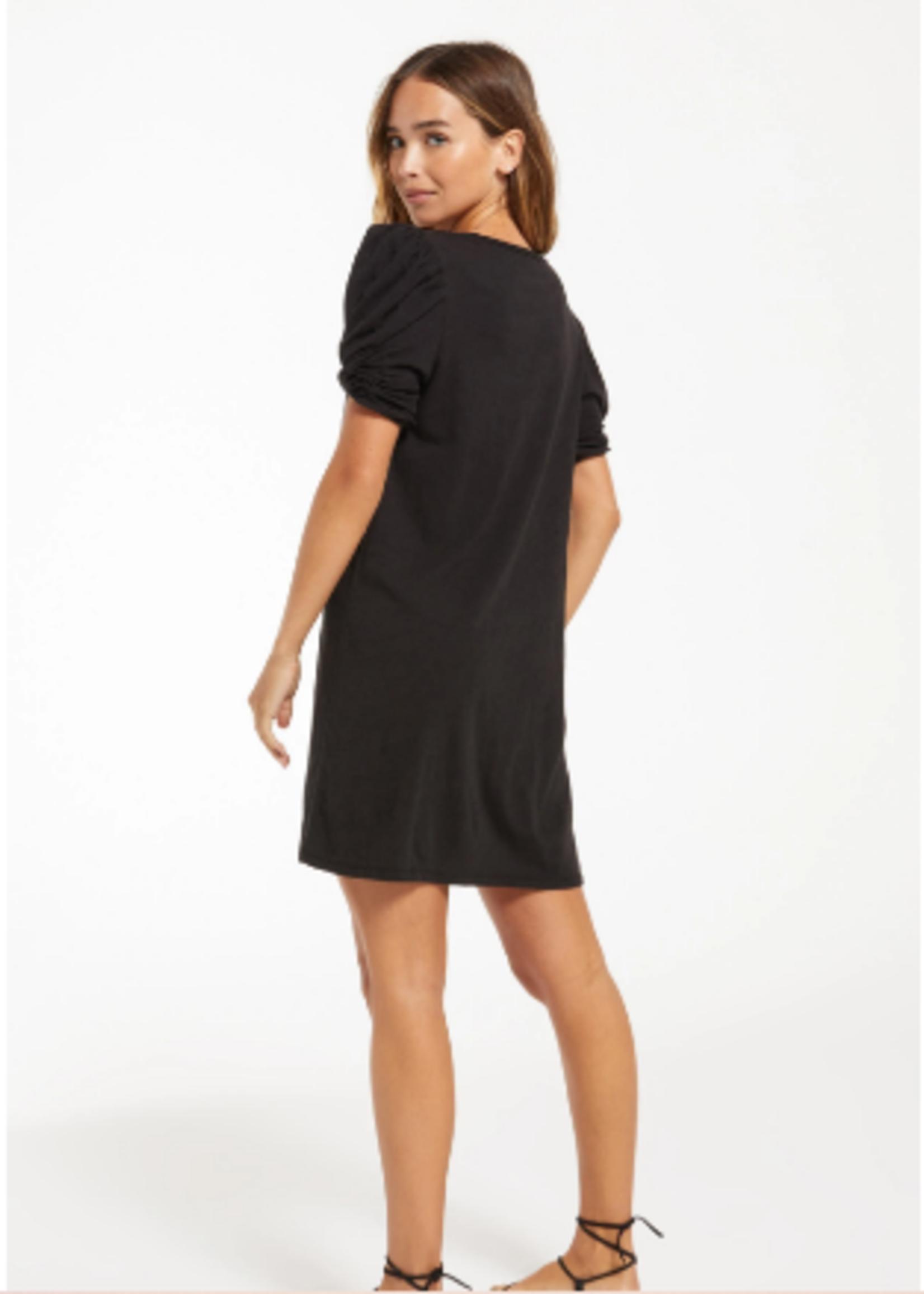Z Supply Indi Puff Sleeve Dress