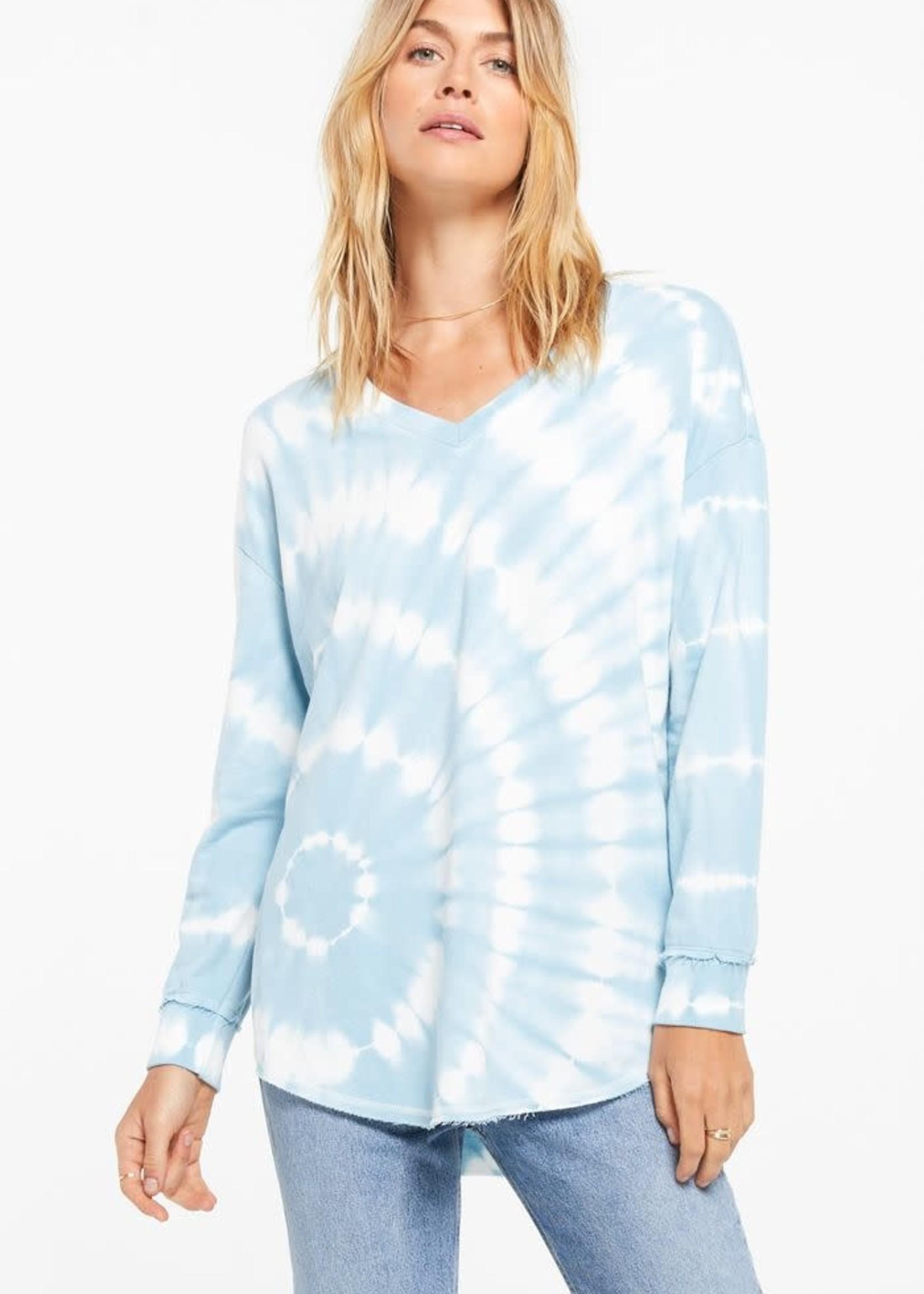 Z Supply Spiral Tie Dye Weekender