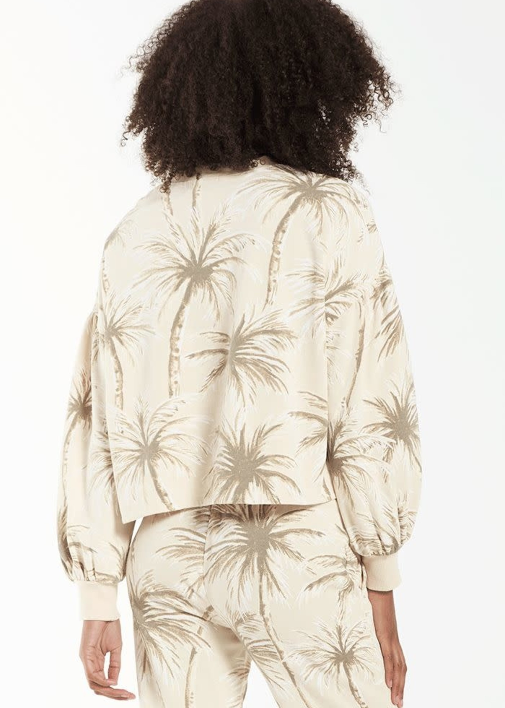 Z Supply Coconut Palm Top
