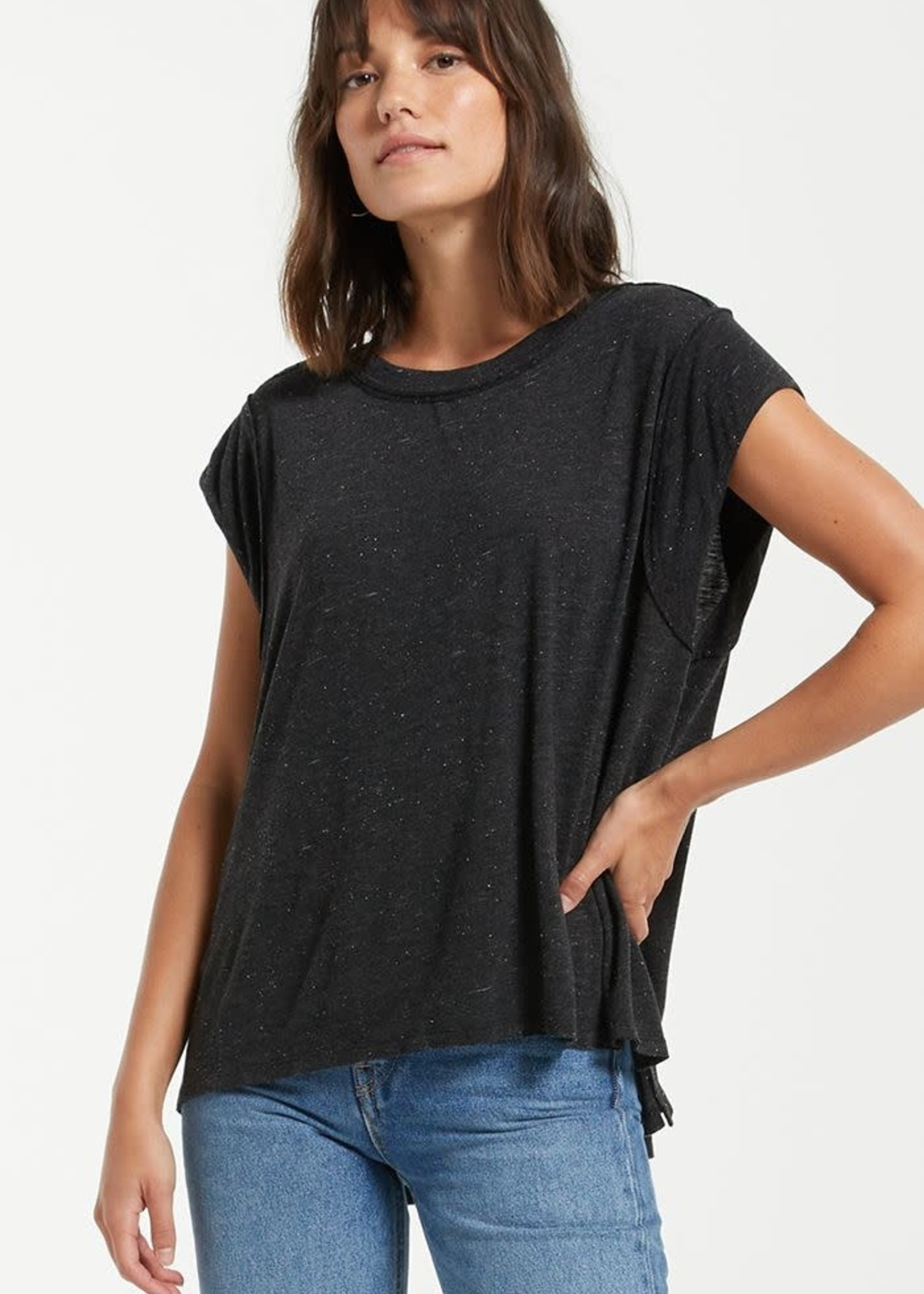 Z Supply Riley Speckle Tee