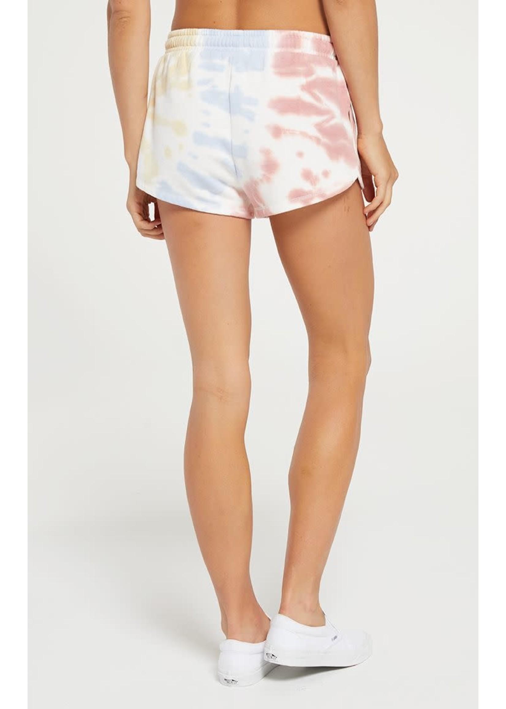Z Supply Malibu Tie Dye Short