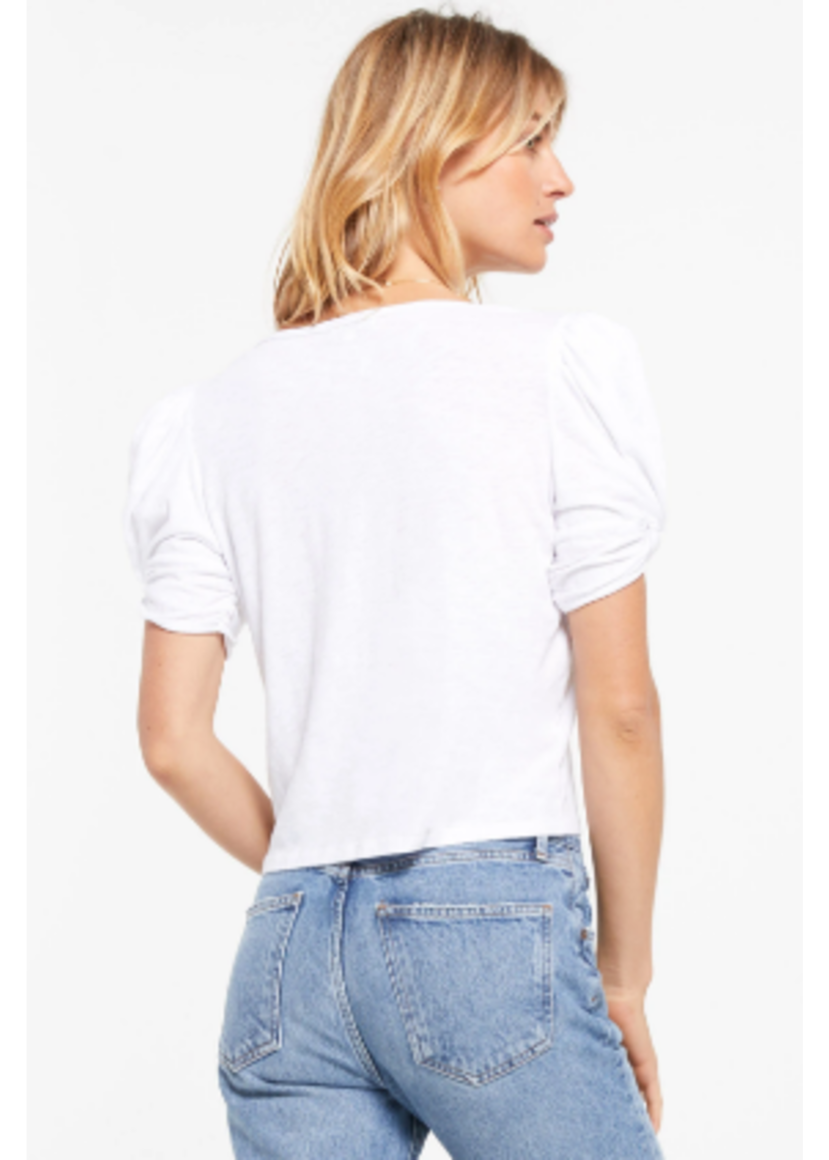 Z Supply Carrie Puff Tee