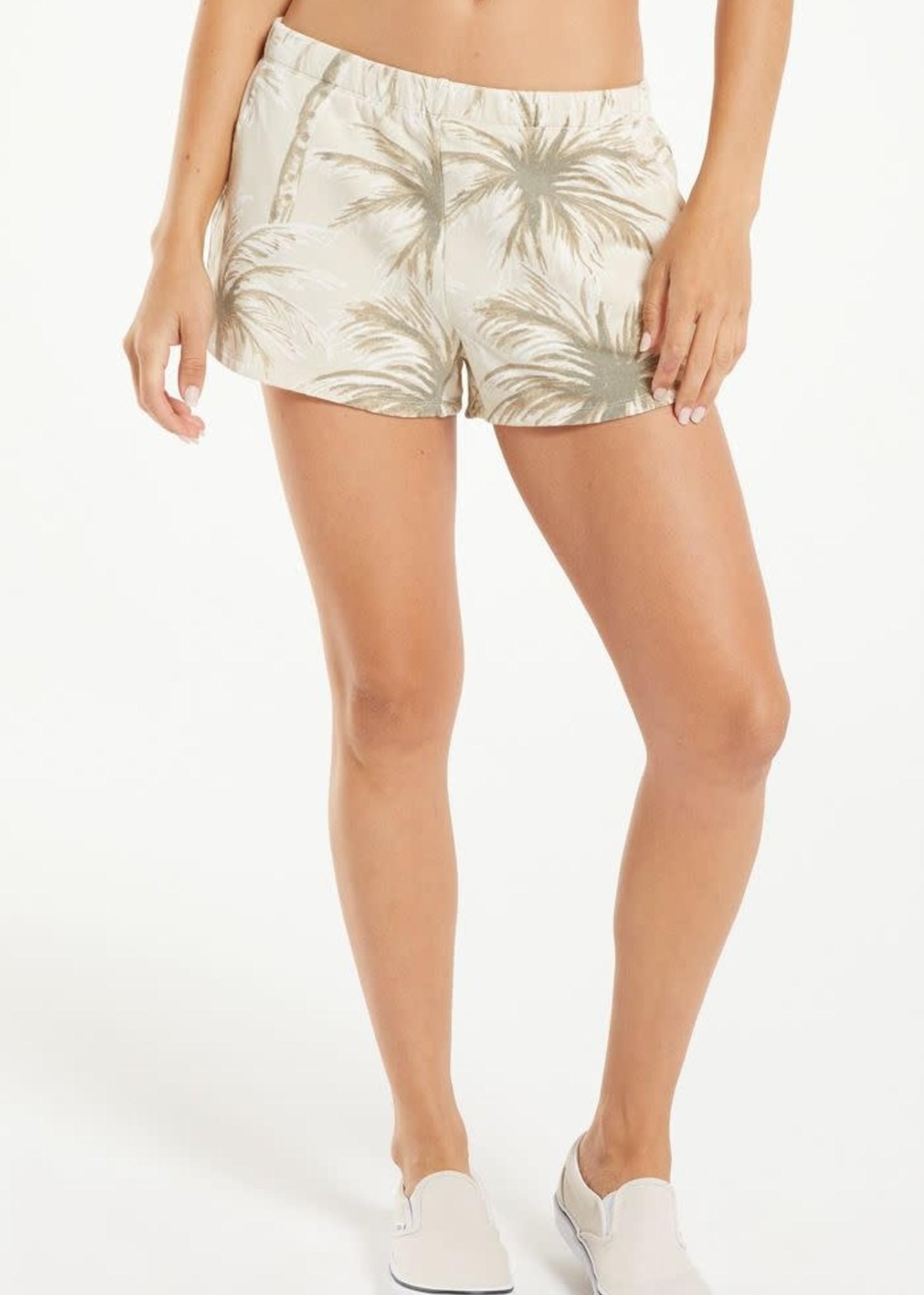 Z Supply Pindo Coconut Short