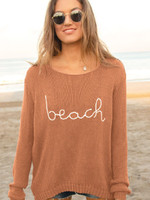 Wooden Ships Carmel Beach Sweater