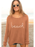 Wooden Ships Carmel Beach Sweater