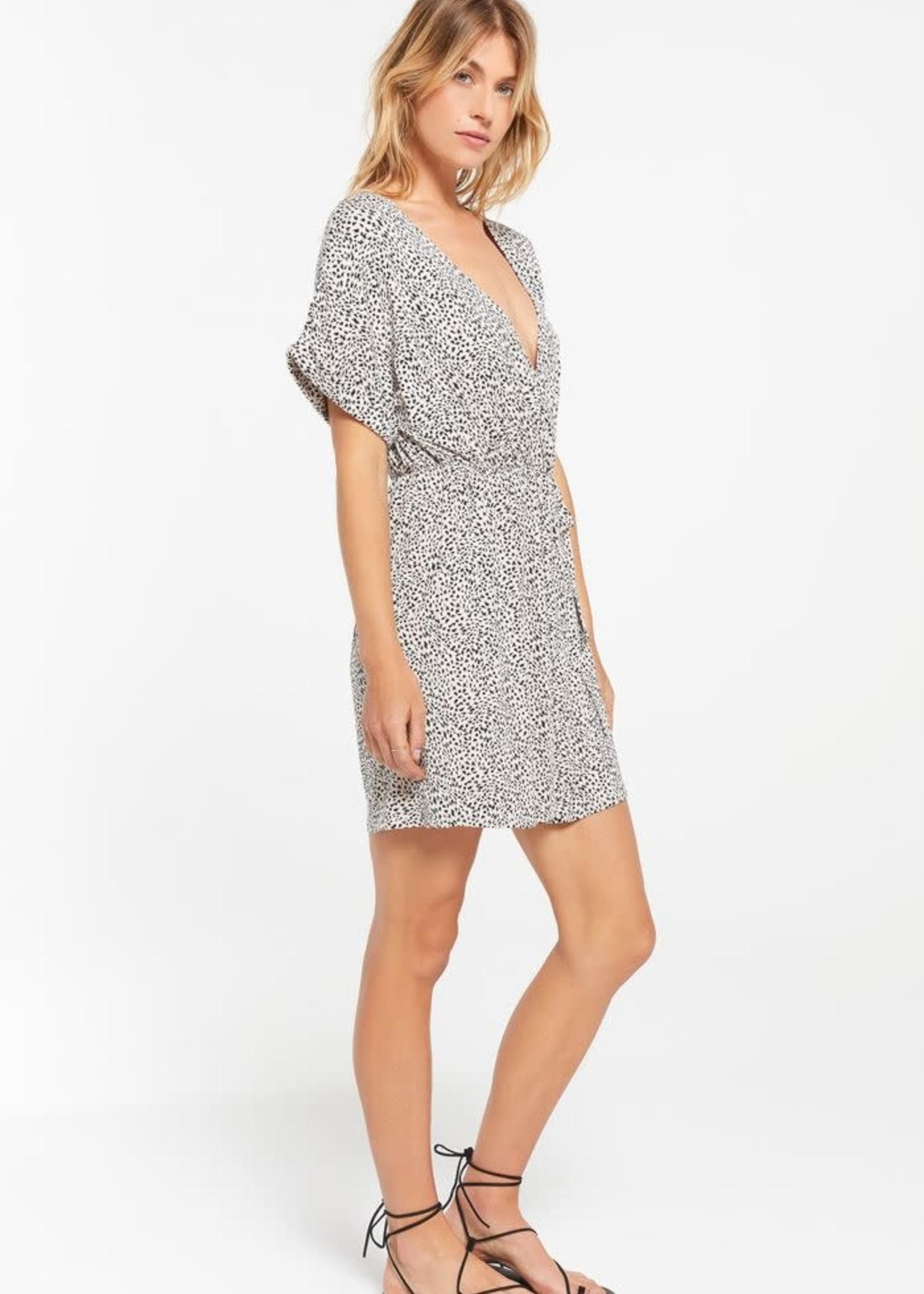 Z Supply Torre Mini Dress