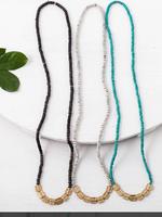 Baizaar Beaded Necklace