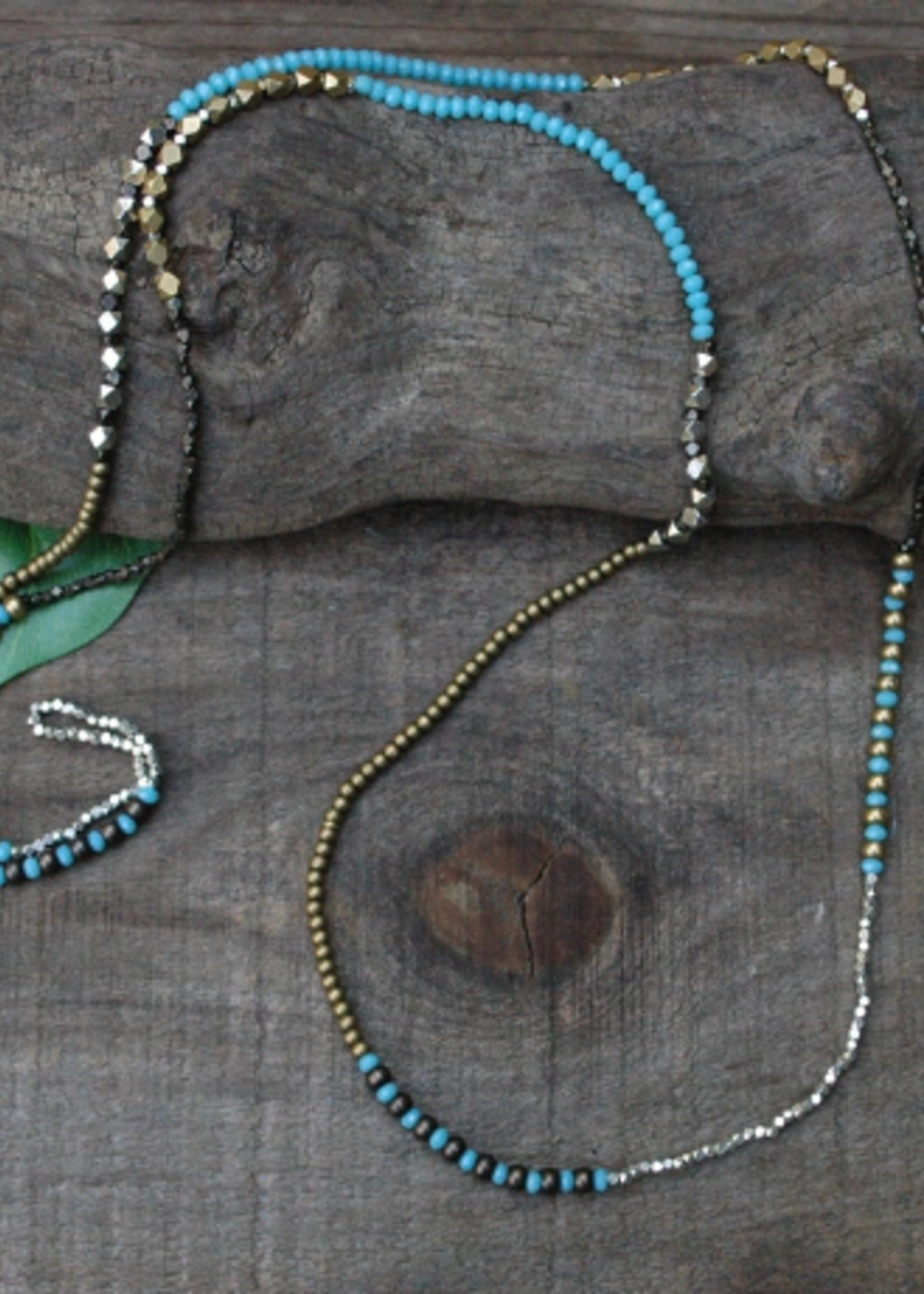 Baizaar Strand Necklace