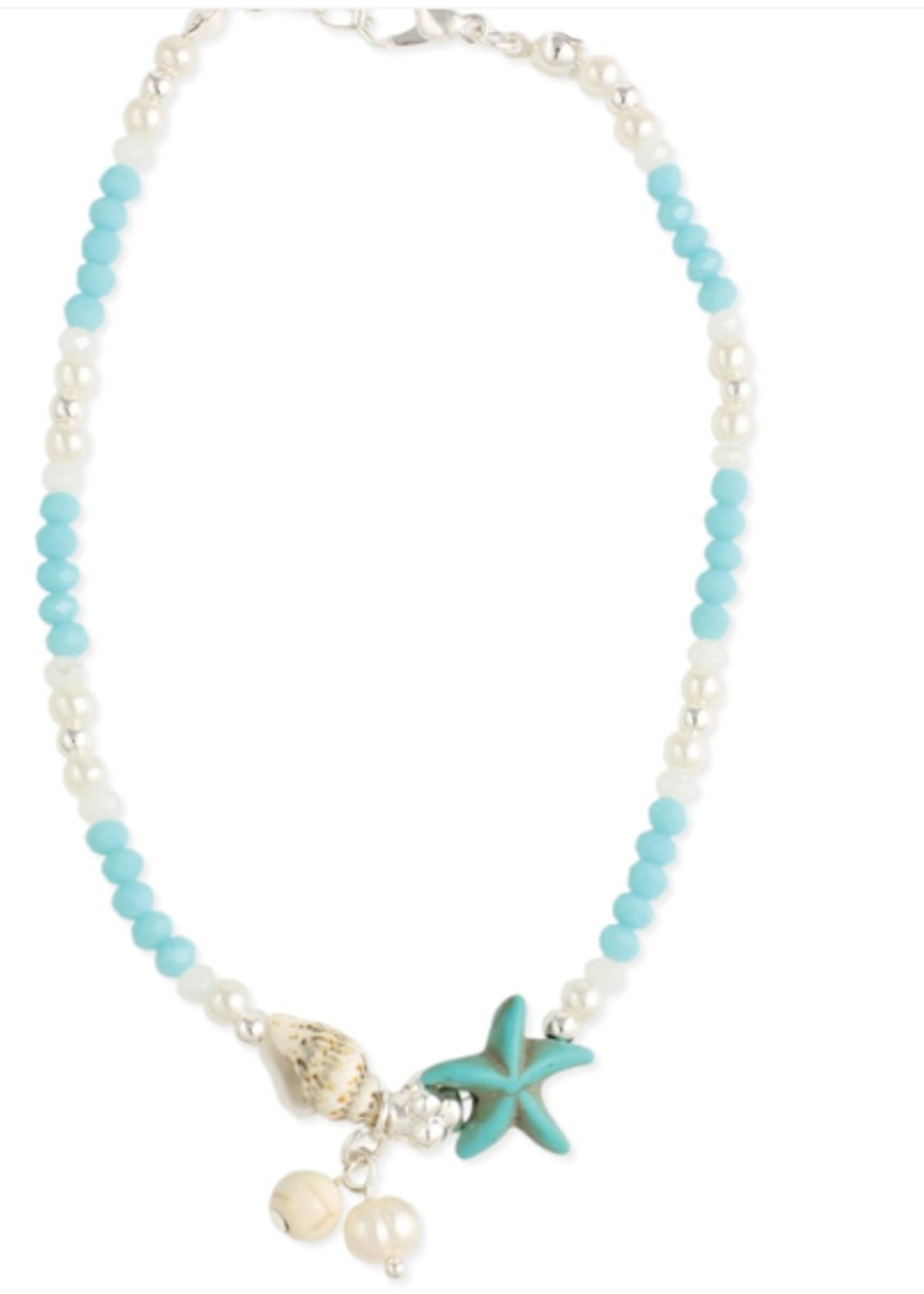 ZAD Triton's Treasures Ocean Anklet