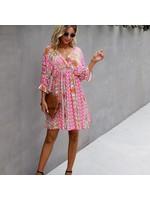 E Pretty Pink Tunic