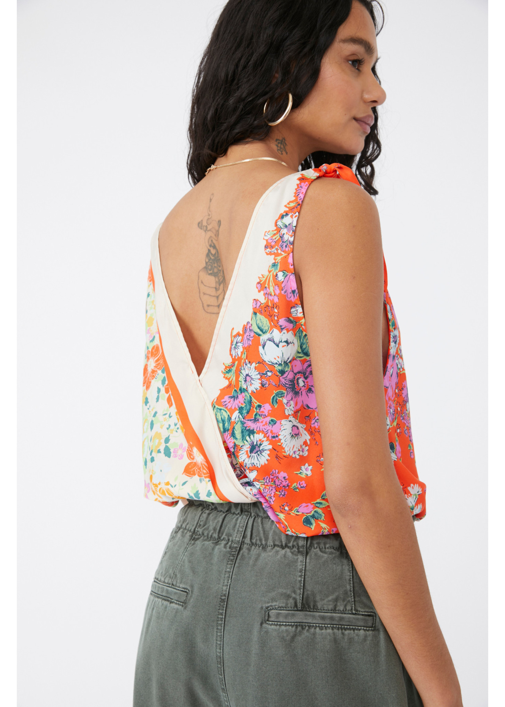 Free People Tied to You Tank