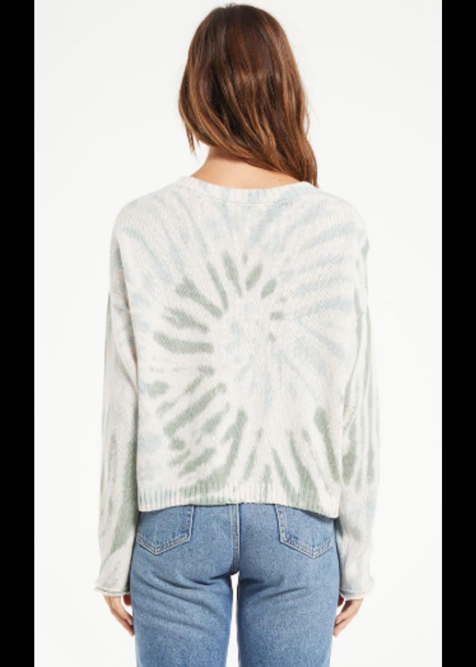 Z Supply Sienna Tie Dye Sweater