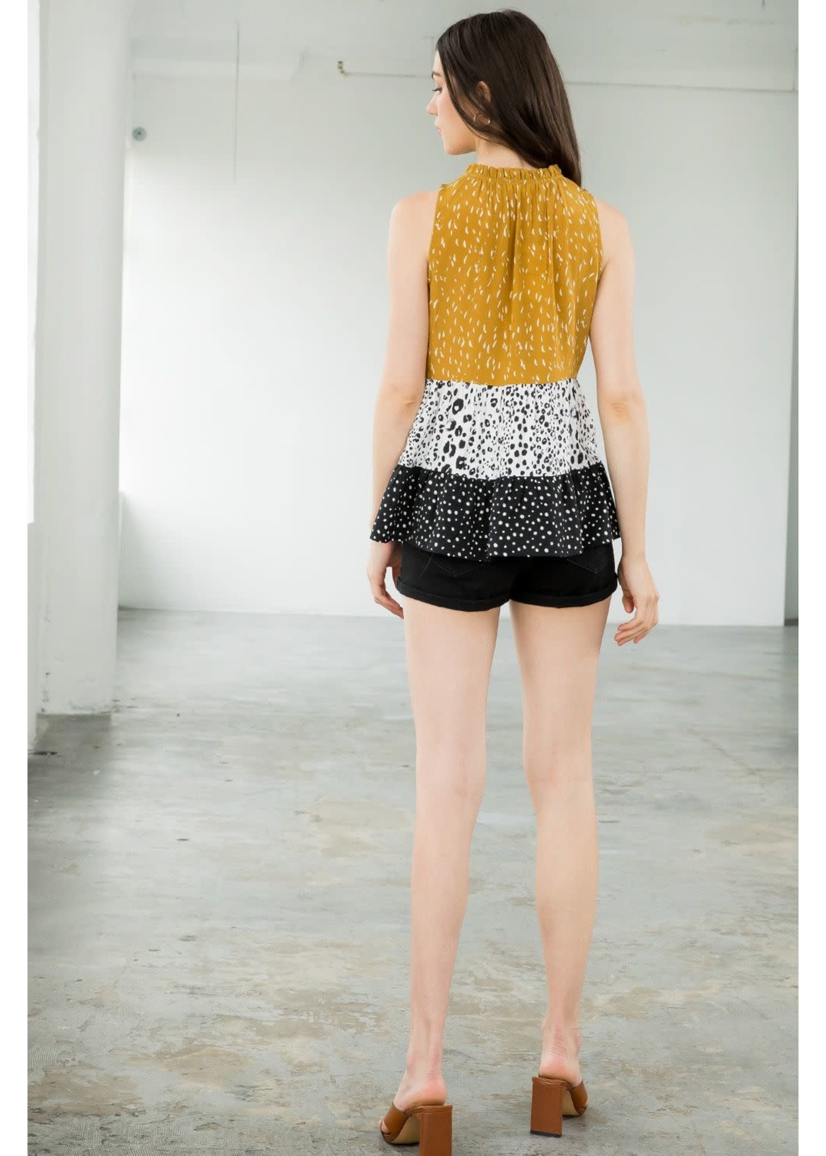THML Tiered Top