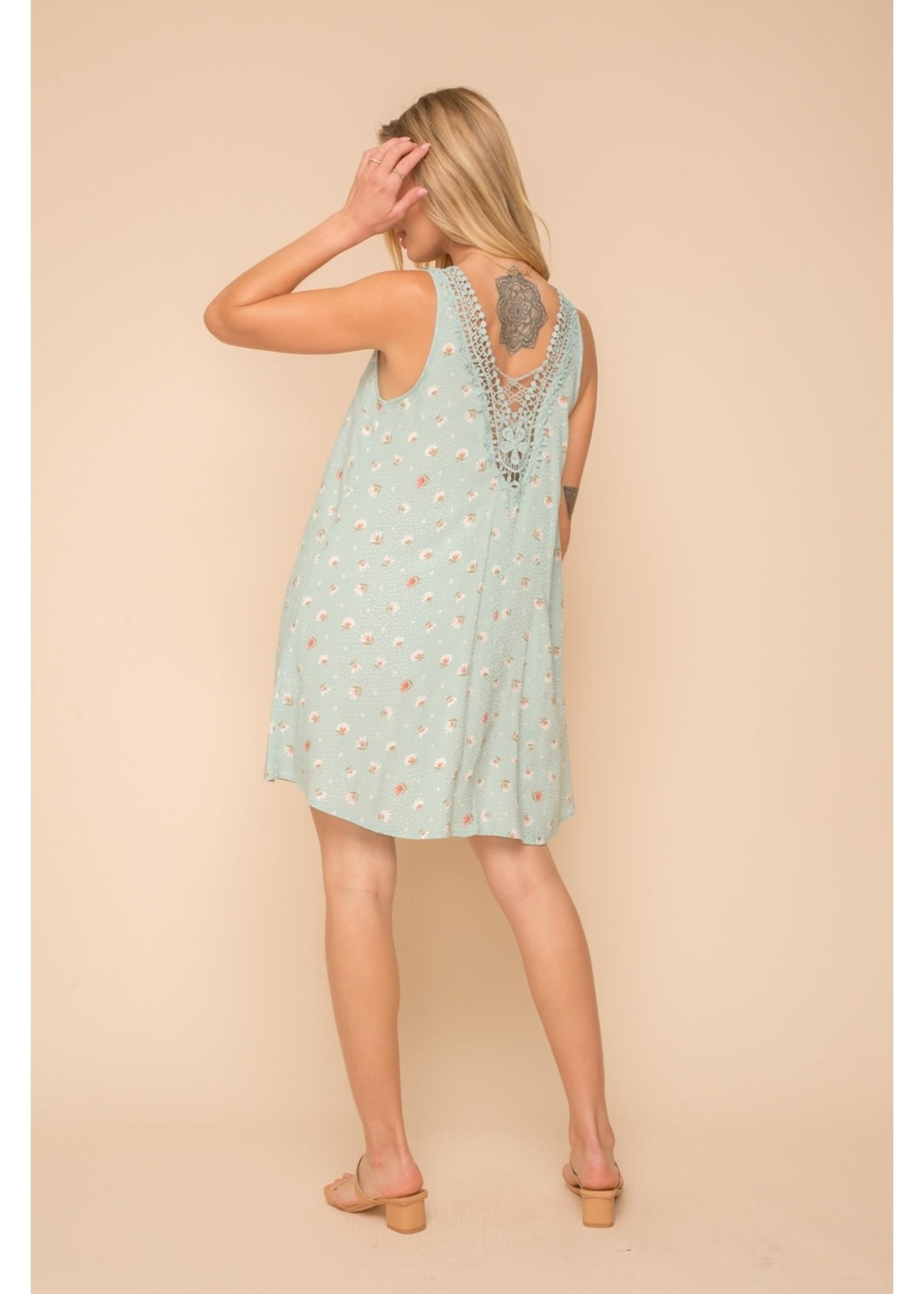 Hem & Thread Babydoll Dress