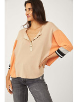 Free People Just Tip It Henley