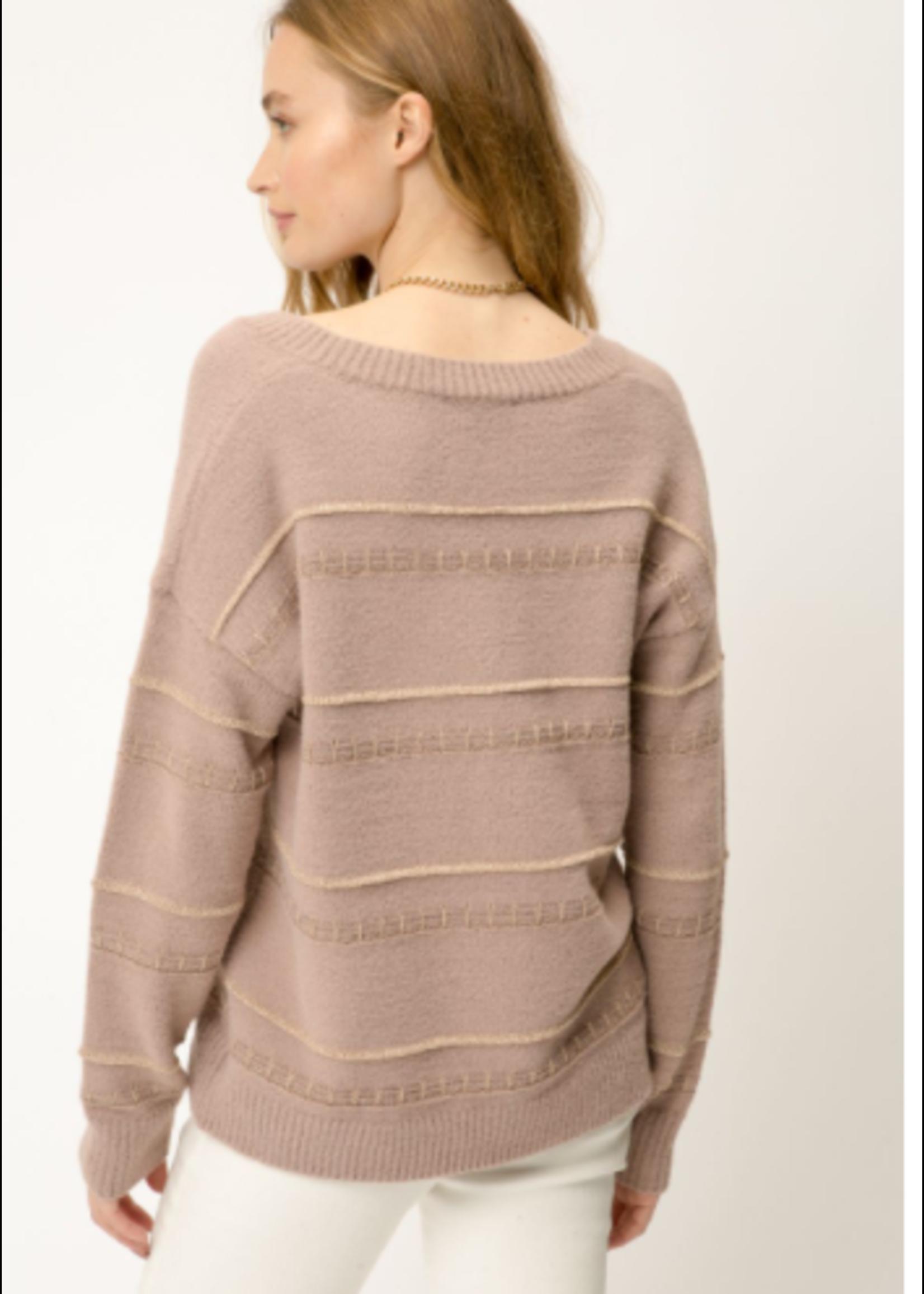 Mystree Lurex Sweater