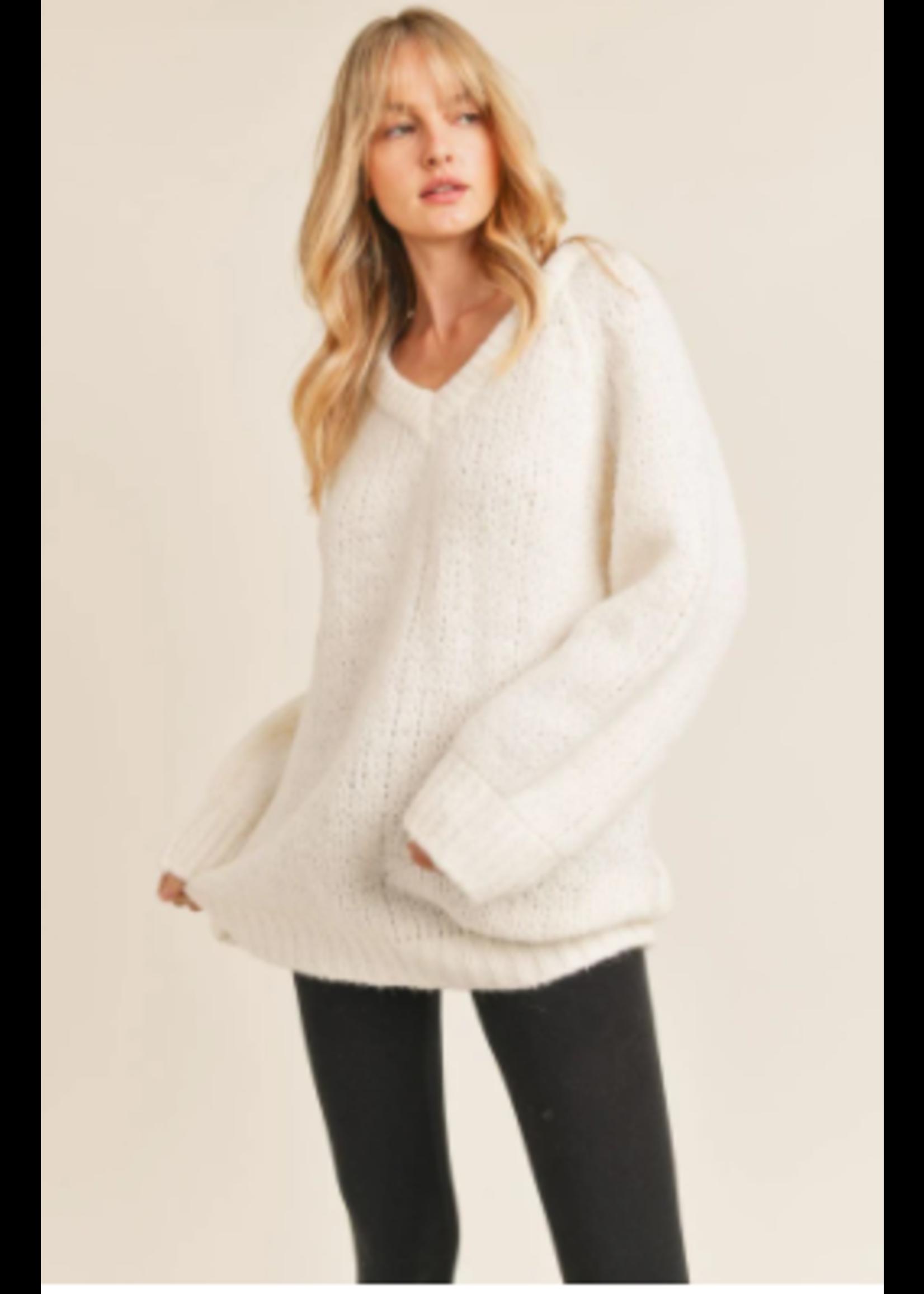 Sadie Sage Just Vibes Pullover