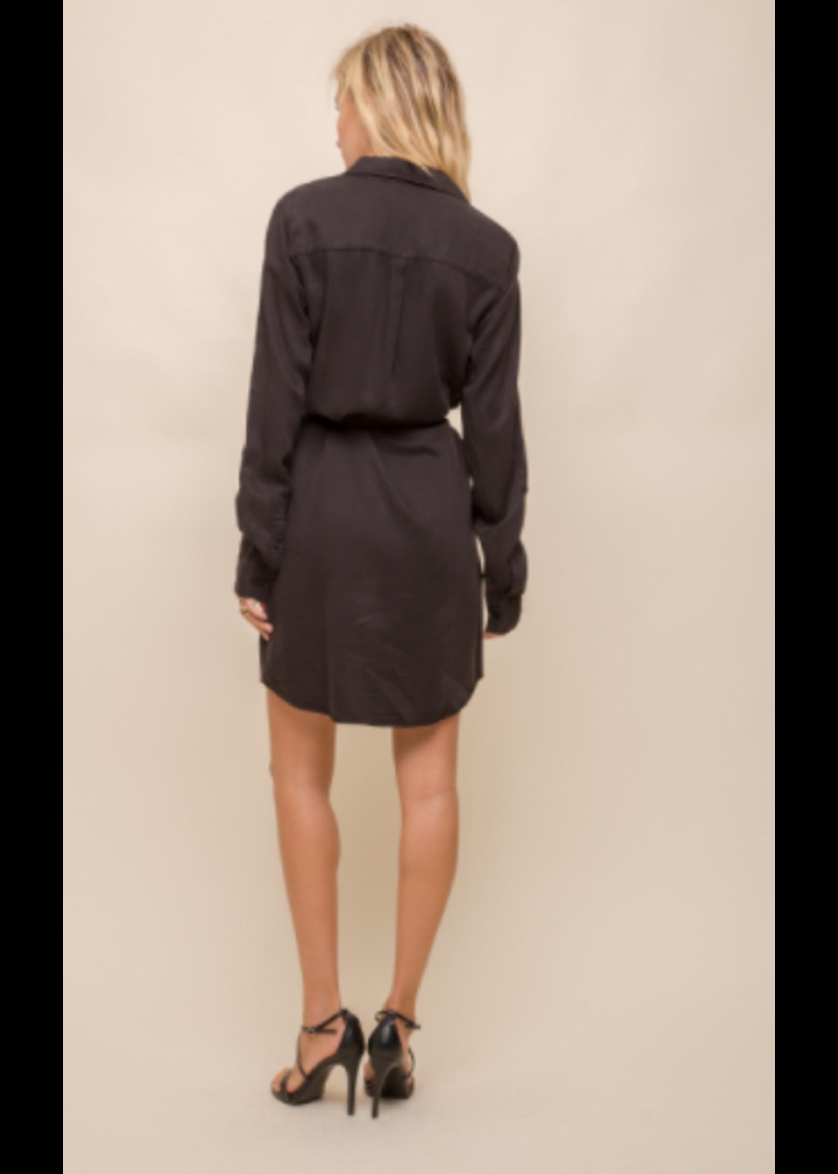 Hem & Thread Shirt Dress