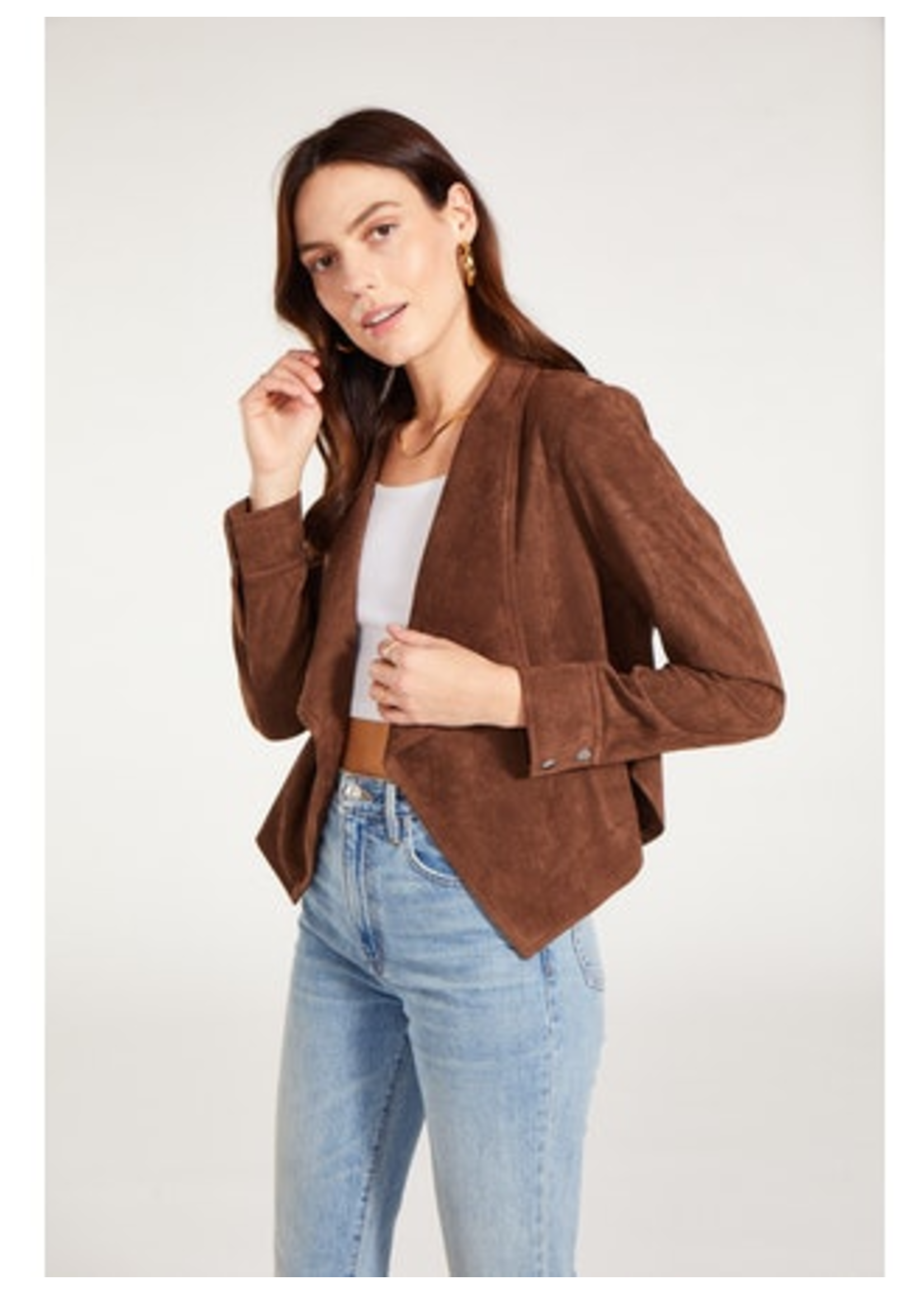 BB Dakota Suede Me Jacket