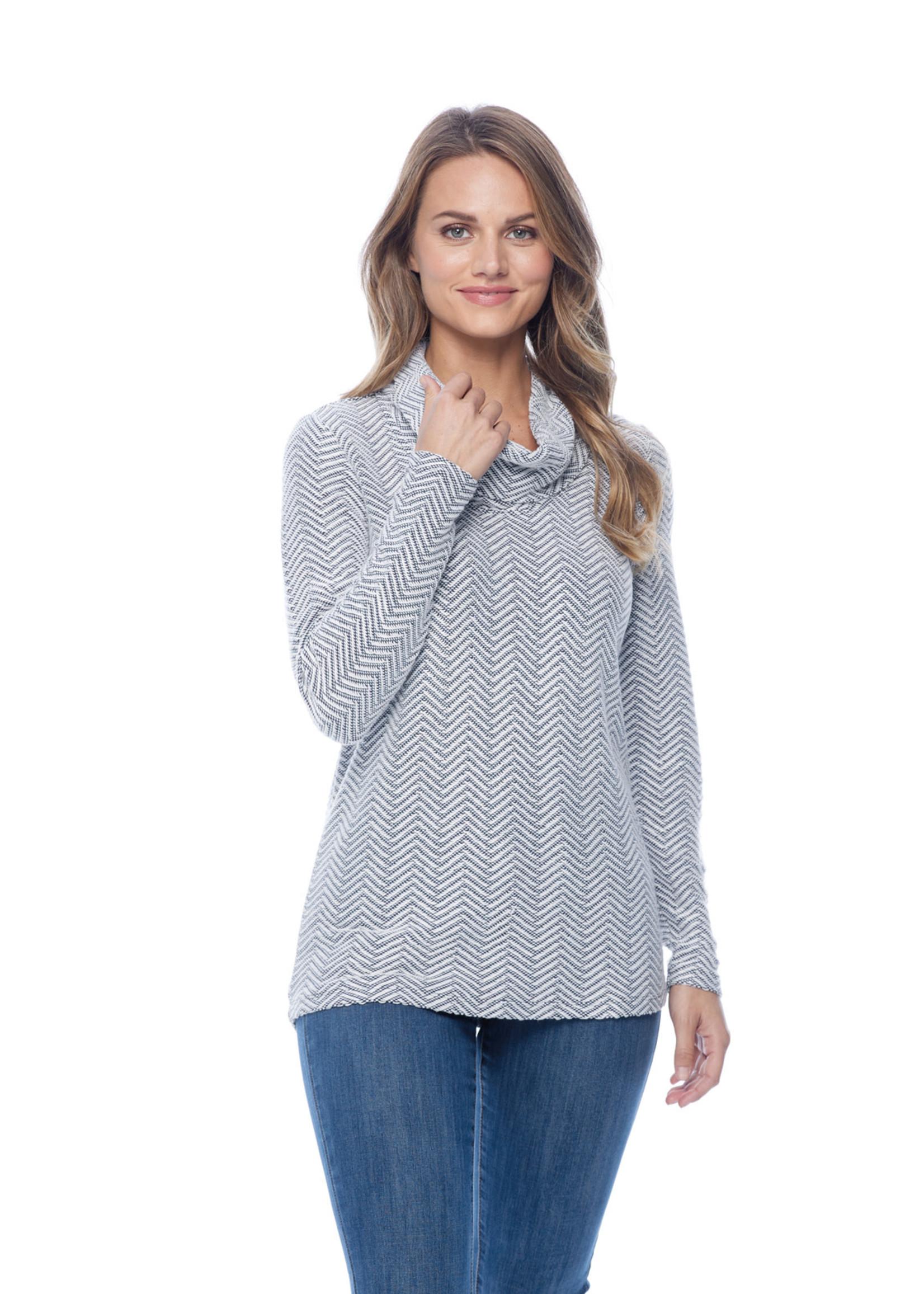 FDJ Herringbone Sweater