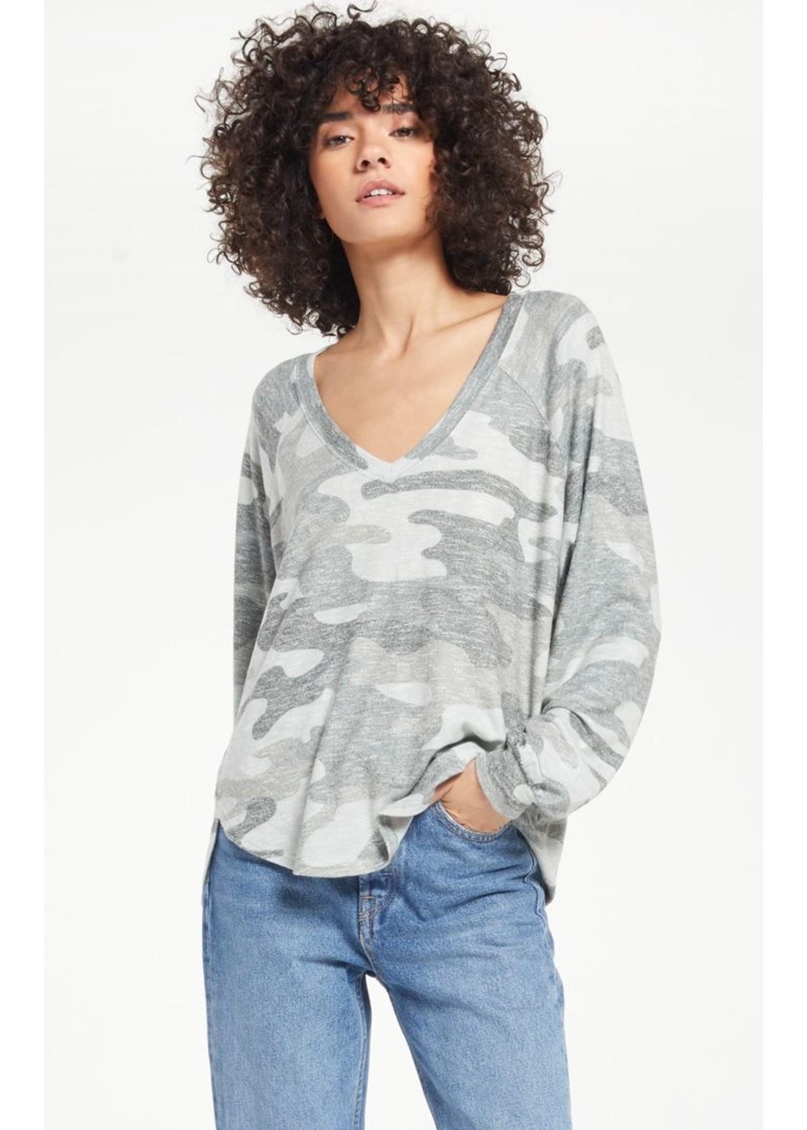 Z Supply Plira Slub Sweater