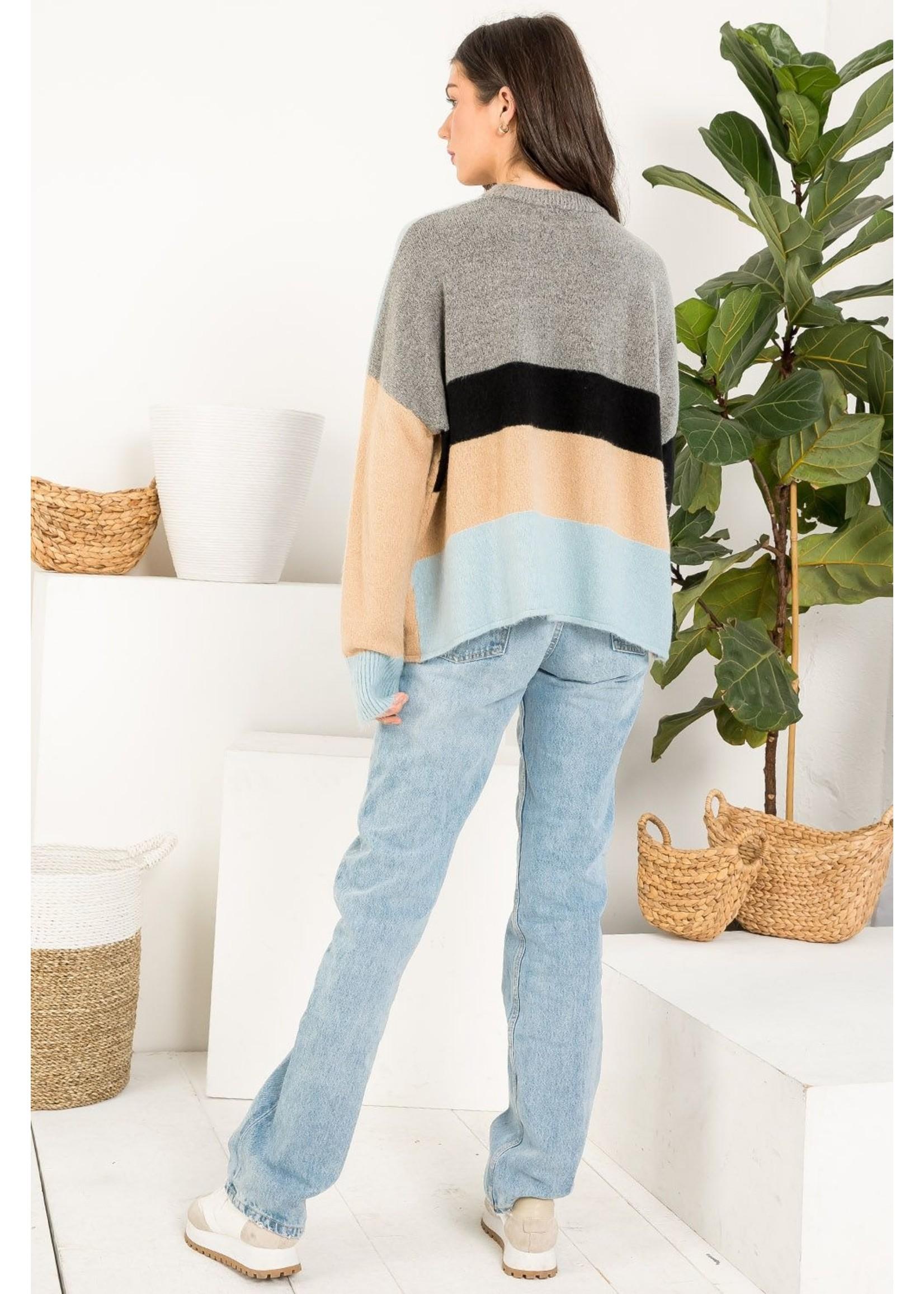 THML Mint Sweater
