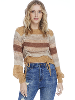 saltwater Luxe Multi Sleeve Sweater