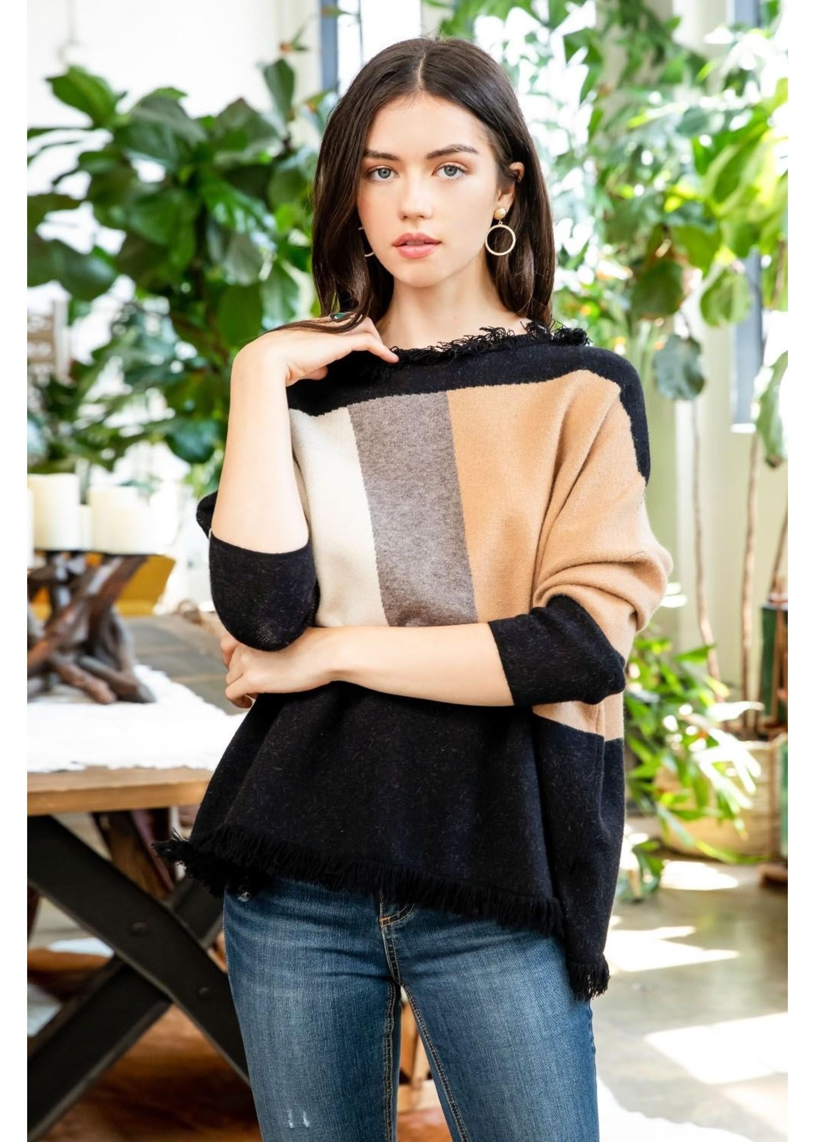 THML Colorbock Sweater