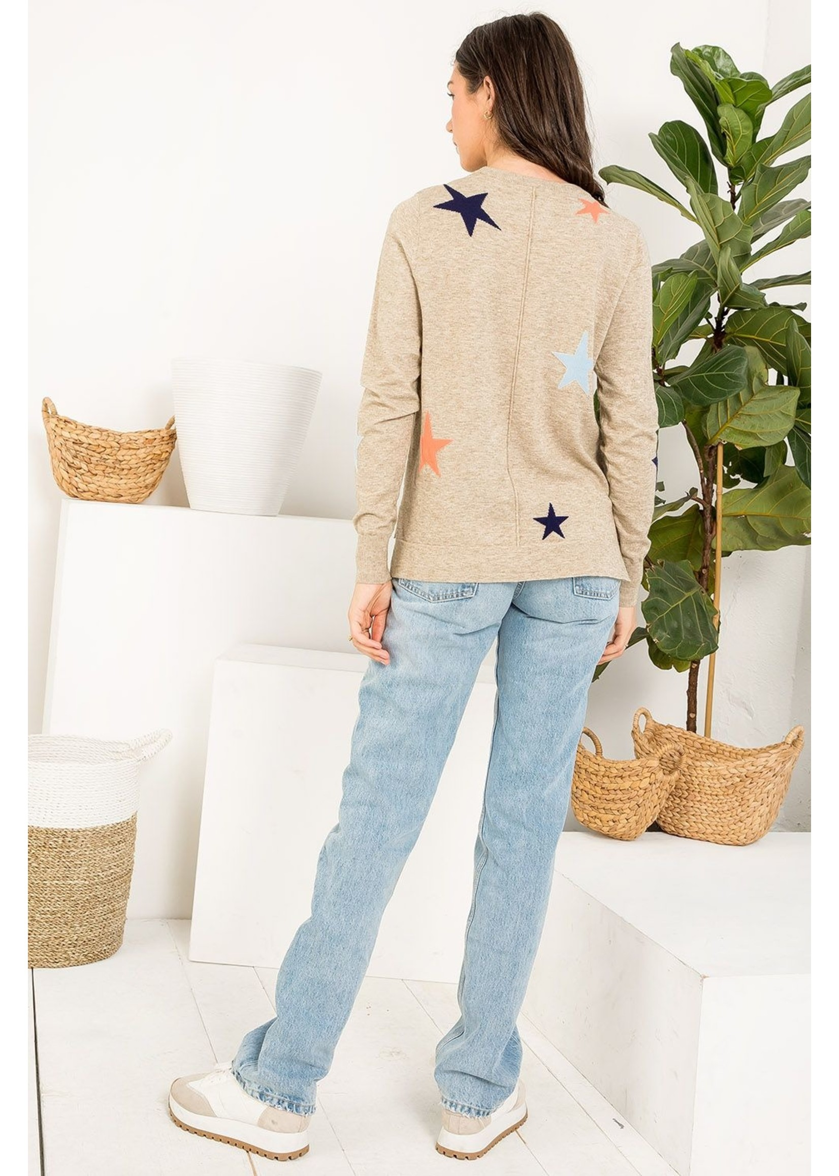 THML Multi Star Sweater