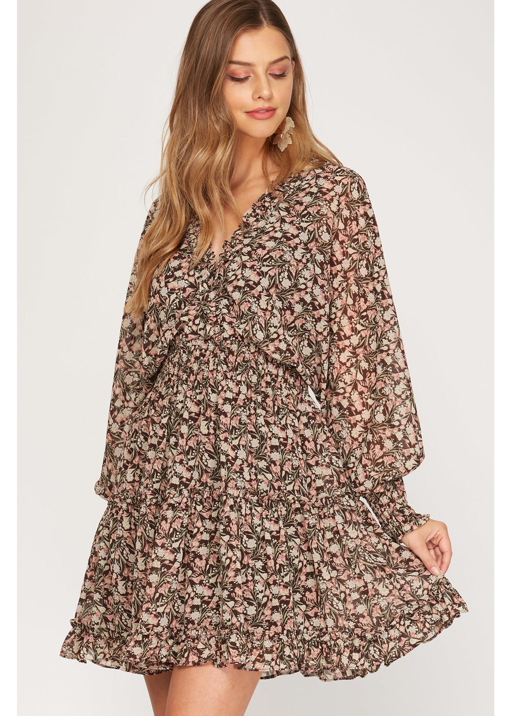 She & Sky Woven Dress