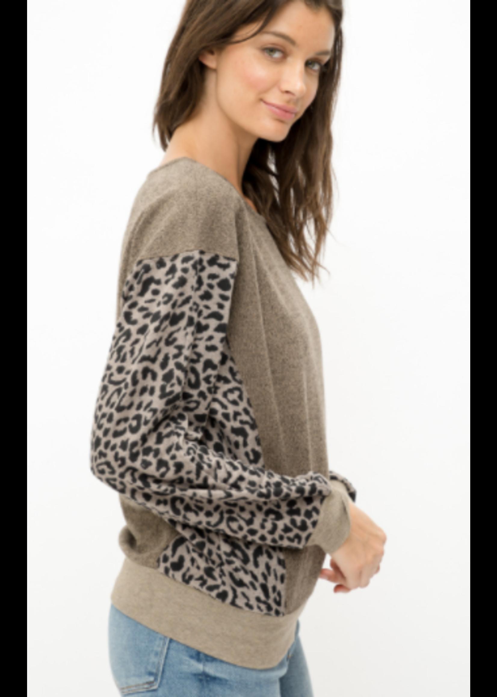 Mystree Knit Pullover