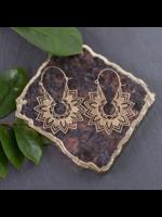 Baizaar Lotus Earring