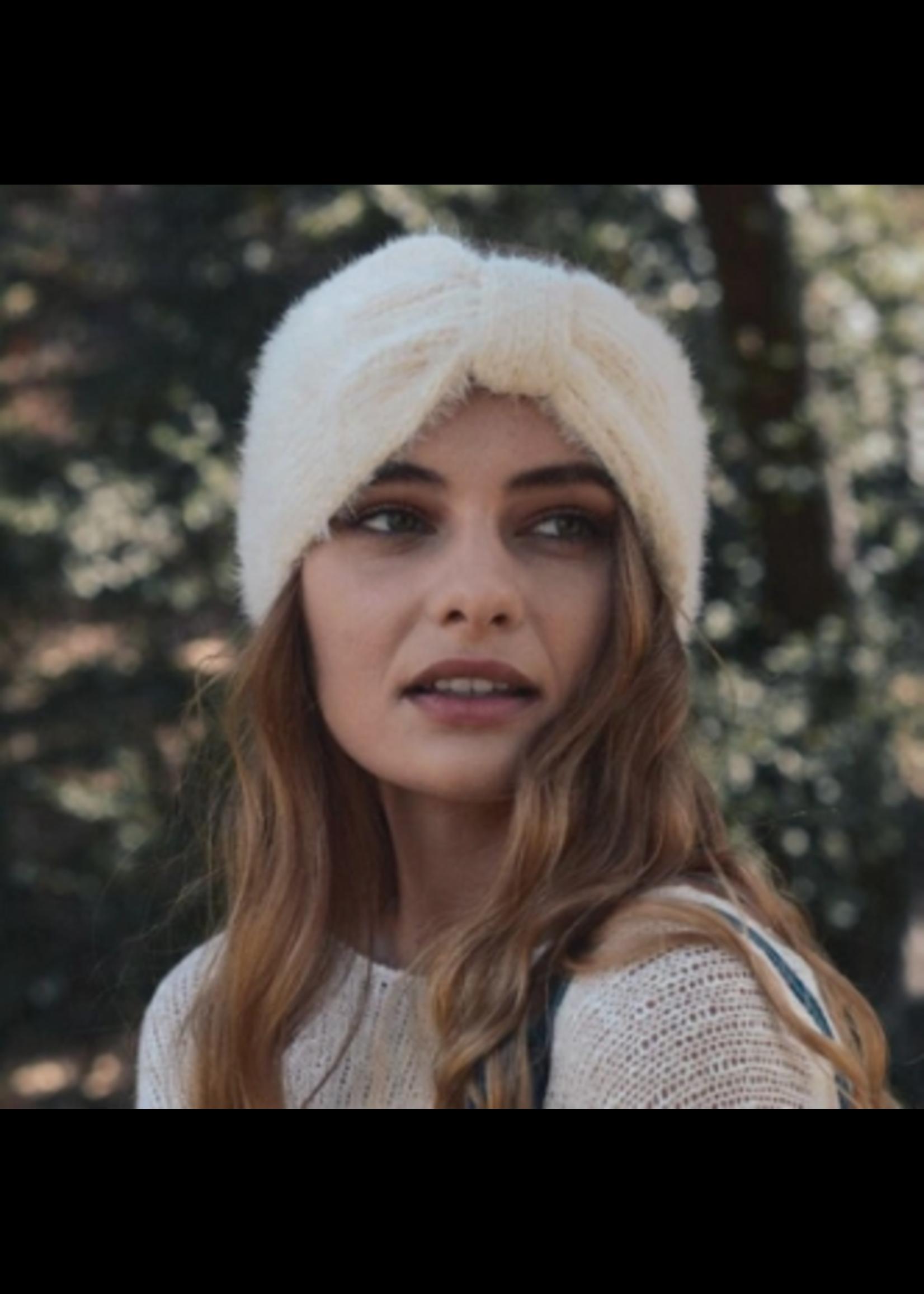 Leto Accessories Mohair Headband