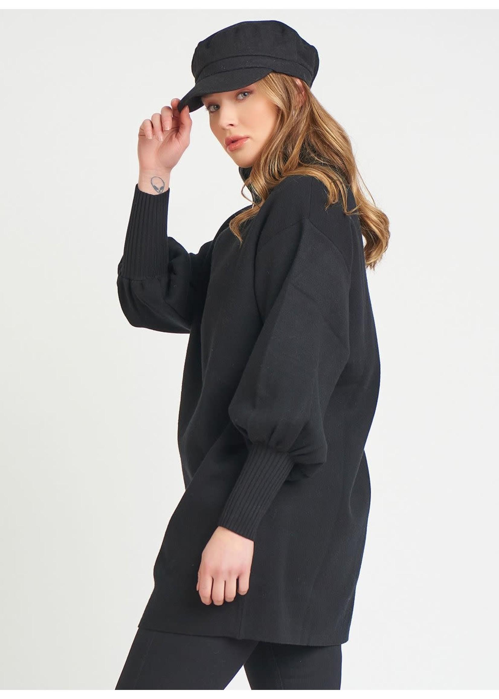 Dex Turtle Neck Sweater Dress