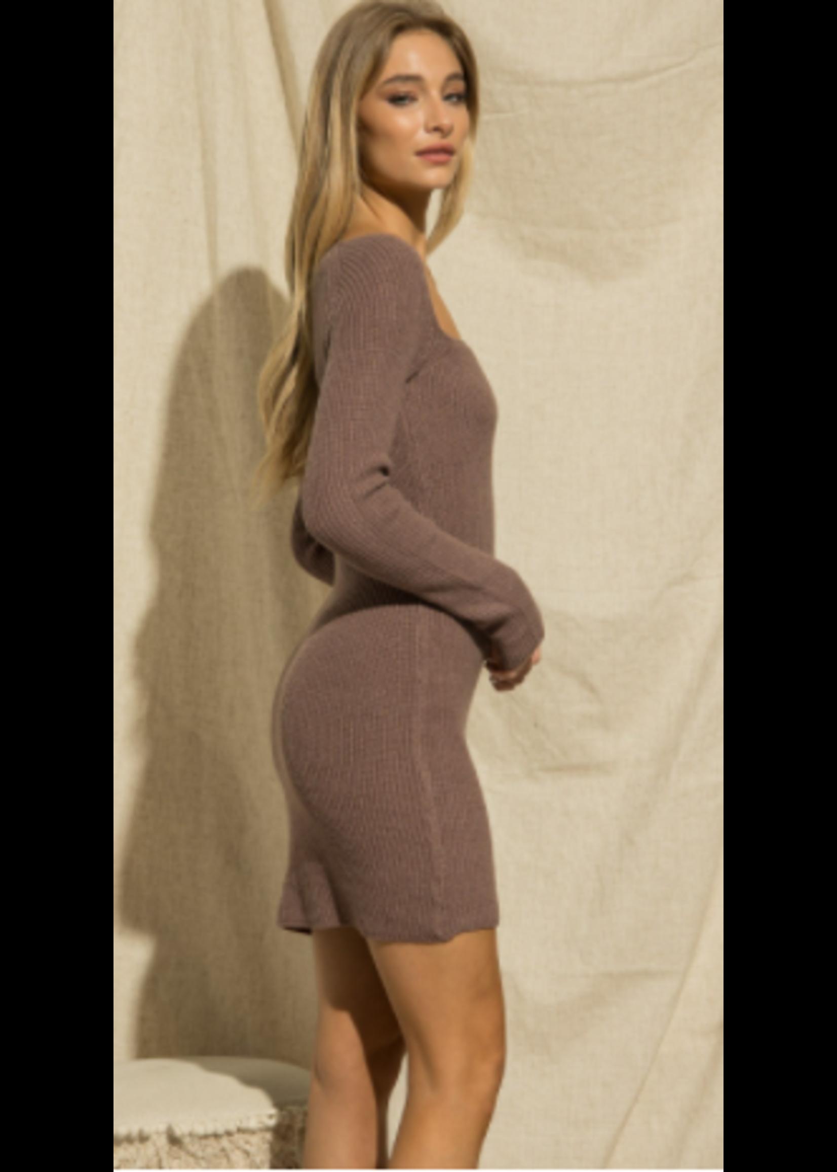 BaeVely Sweetheart Dress