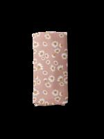 The mini scout Couverture en mousseline Daisy Blush pink