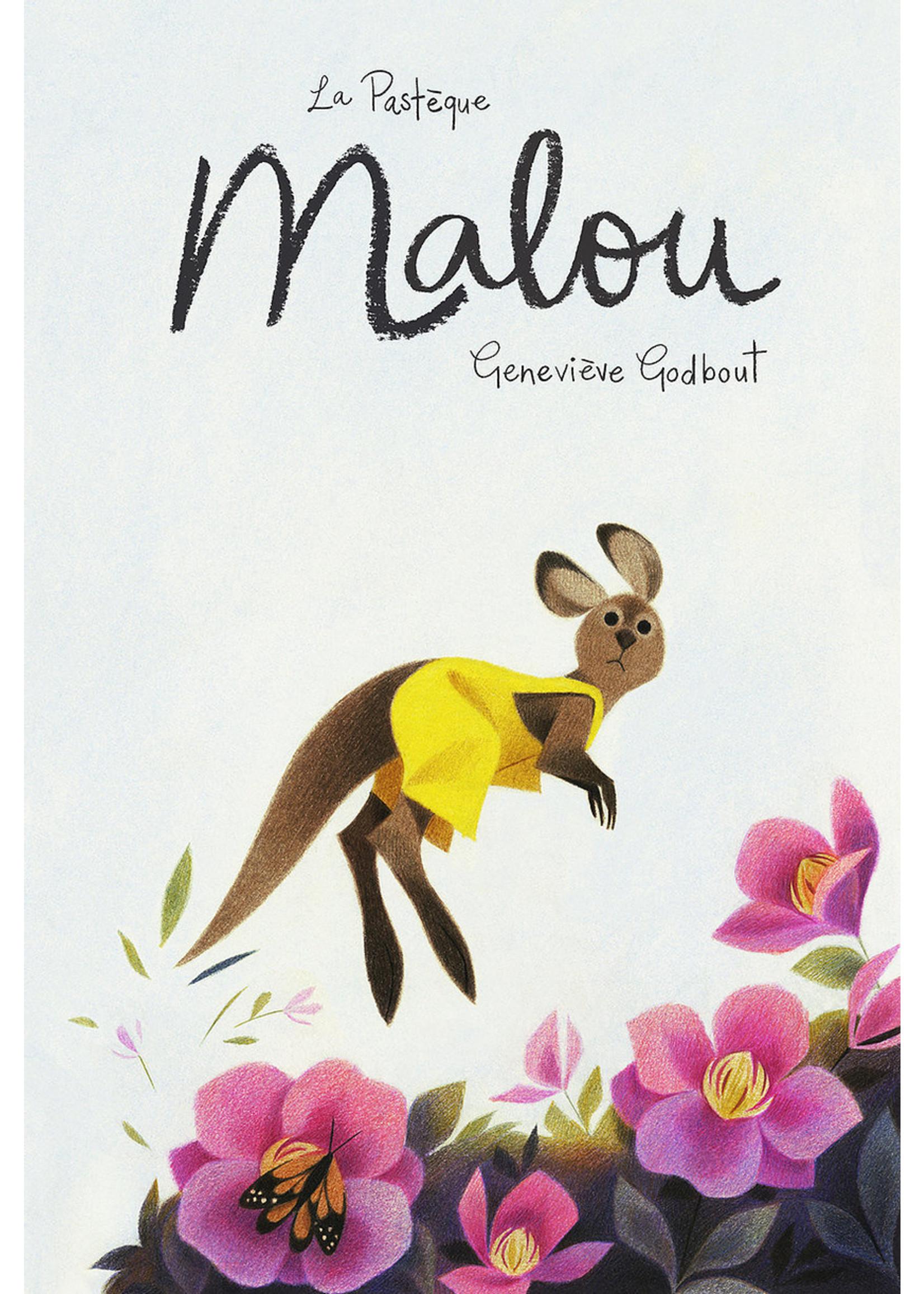 Les éditions de la pastèque Malou