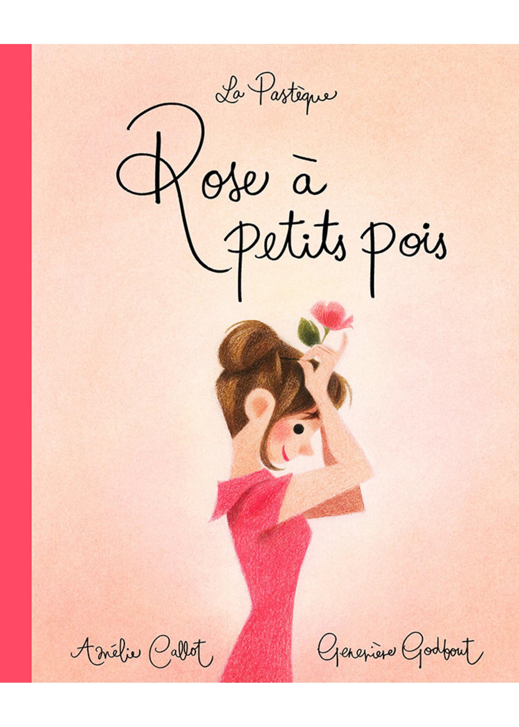 Les éditions de la pastèque Rose à petit pois