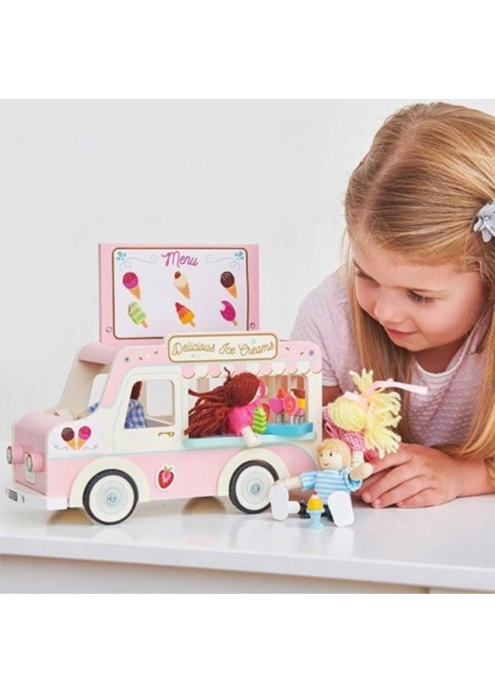 Le Toy Van Camion à glaces